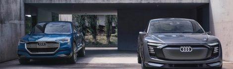 Audi elétrico e-tron
