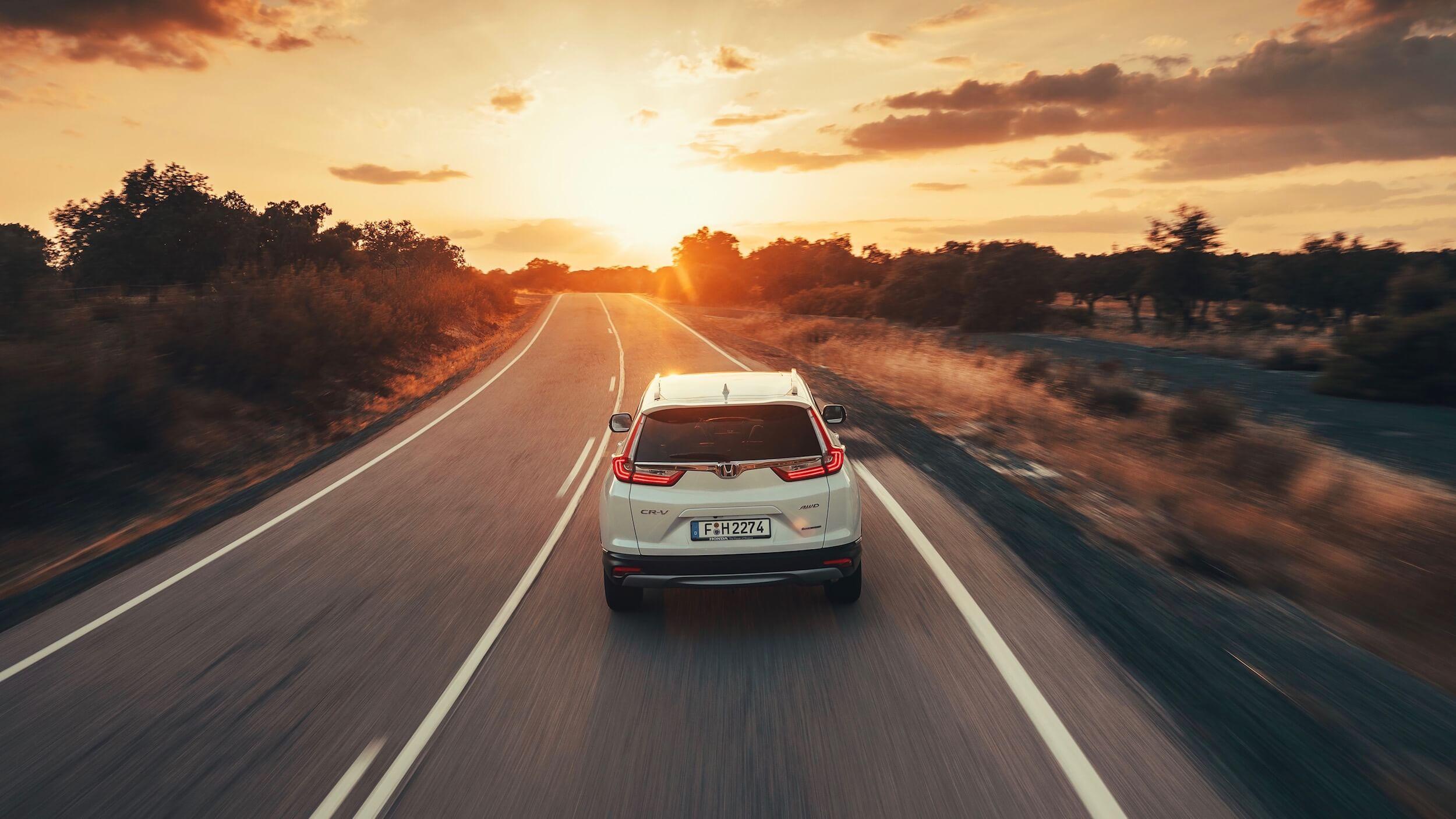 2019 Honda CR-V trás