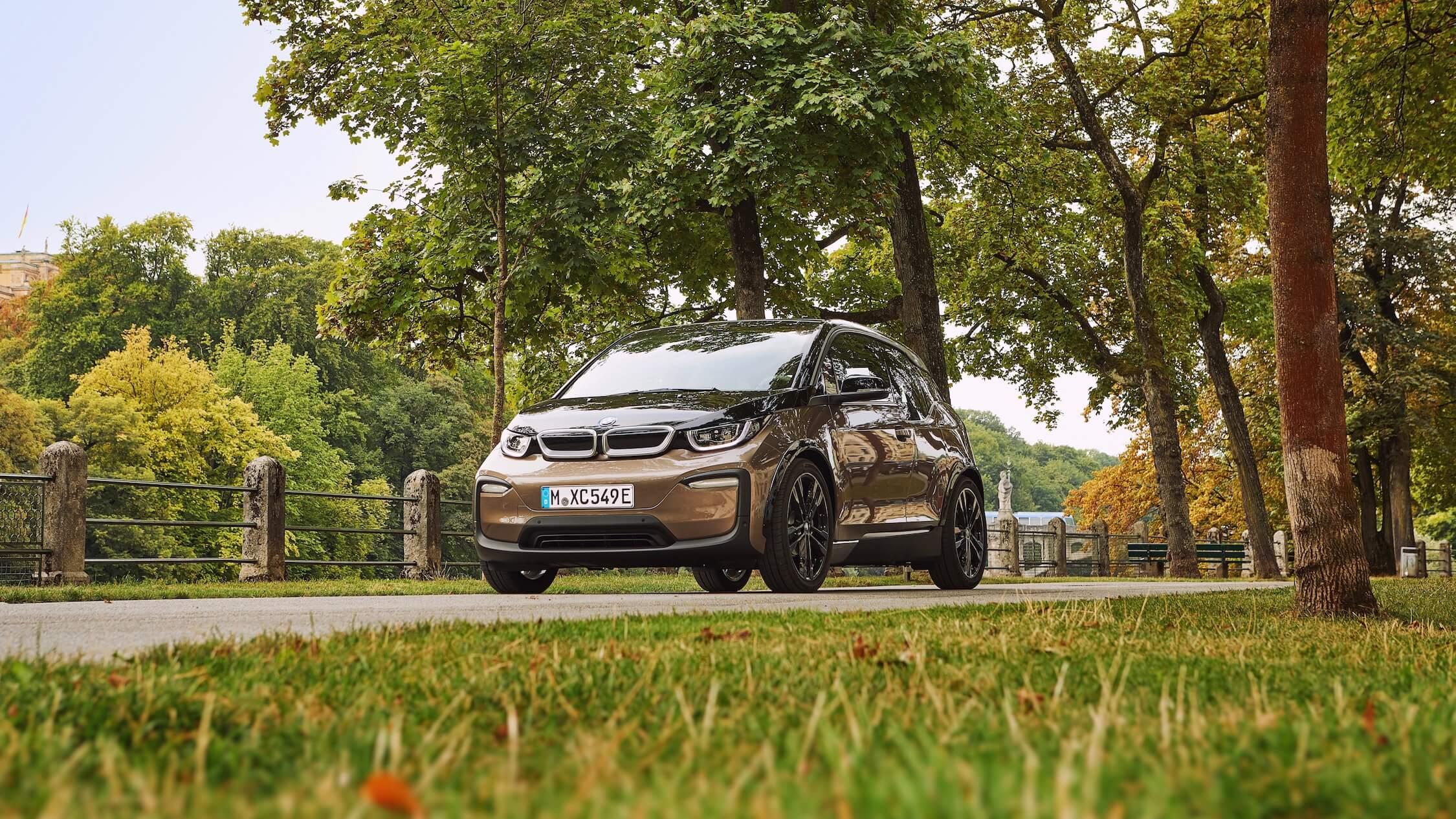 BMW i3 elétrico