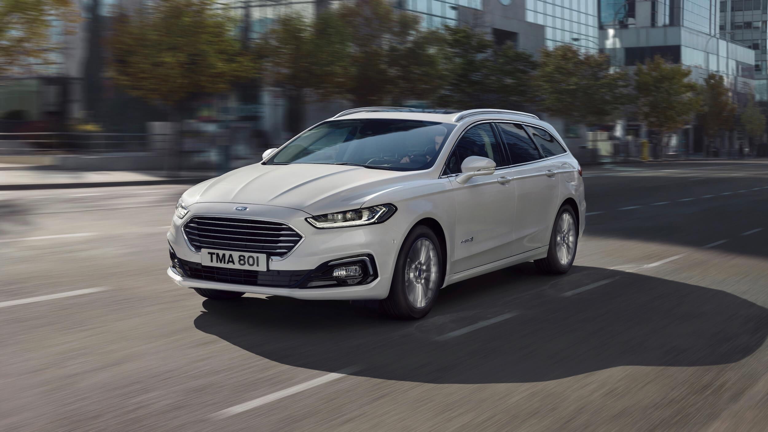 Ford Mondeo Hybrid 2019