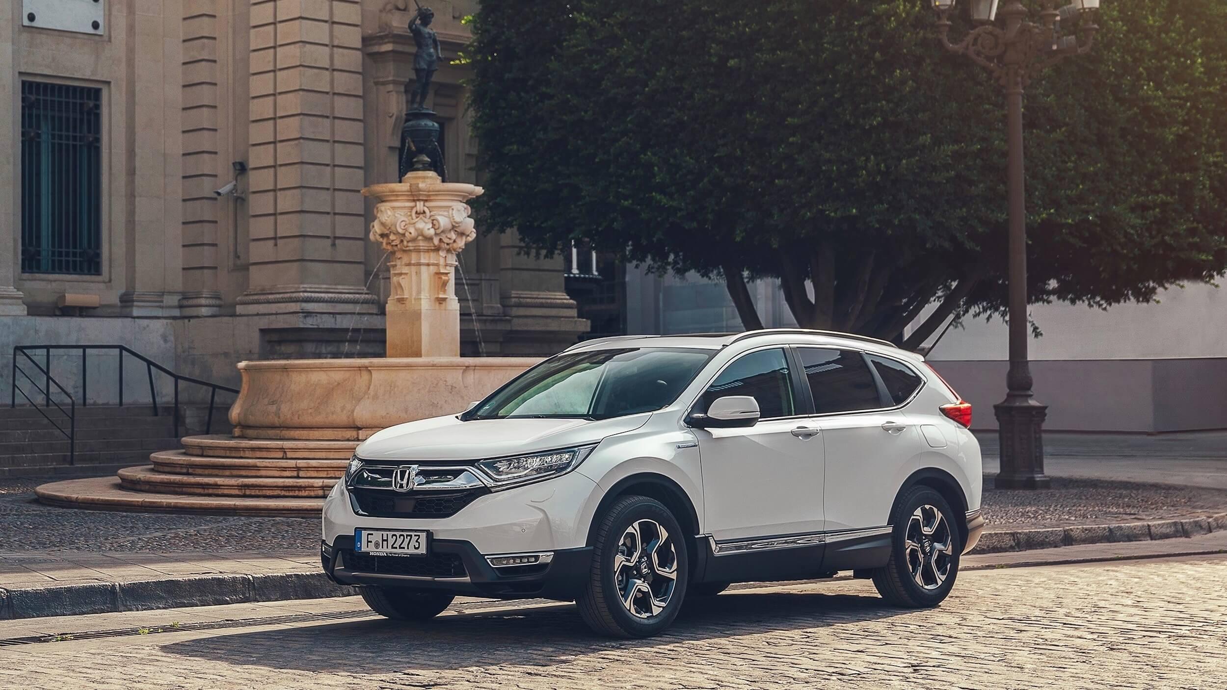 Honda suv híbrido