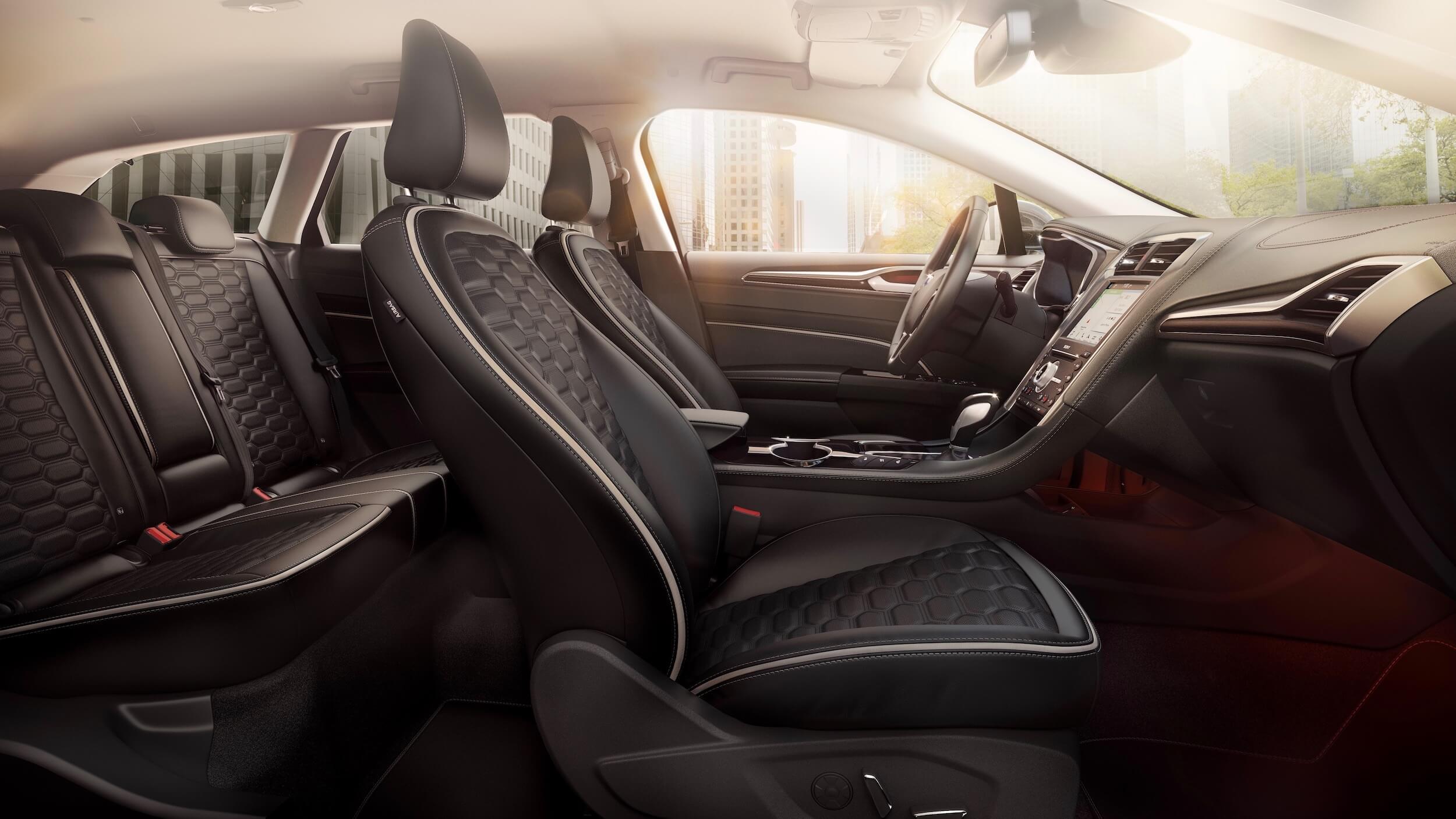 Hybride Ford Mondeo cadeiras