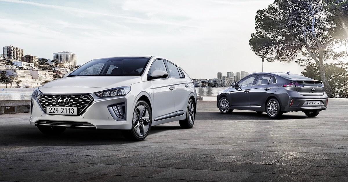 Hyundai Ioniq híbrido 2019