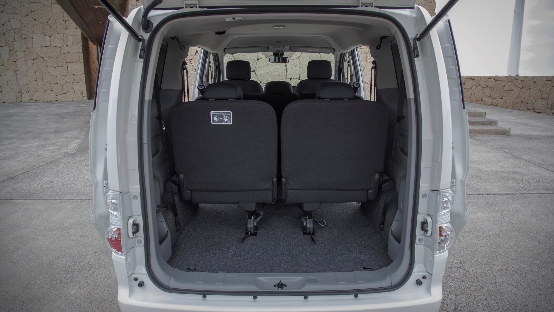Nissan e-NV200 mala 2