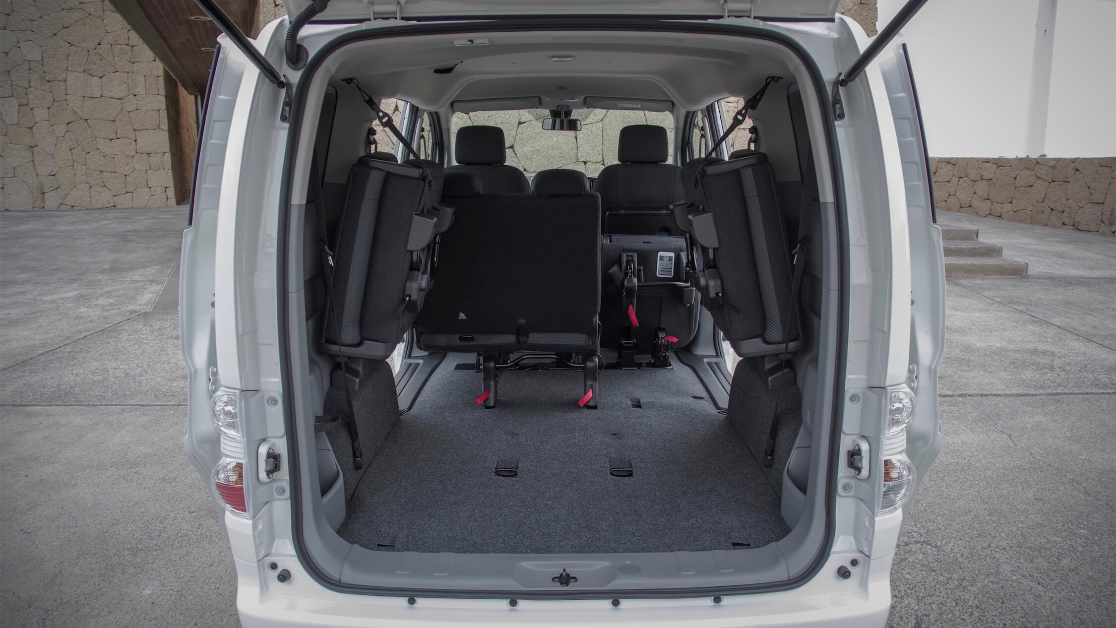 Nissan e-NV200 mala 3