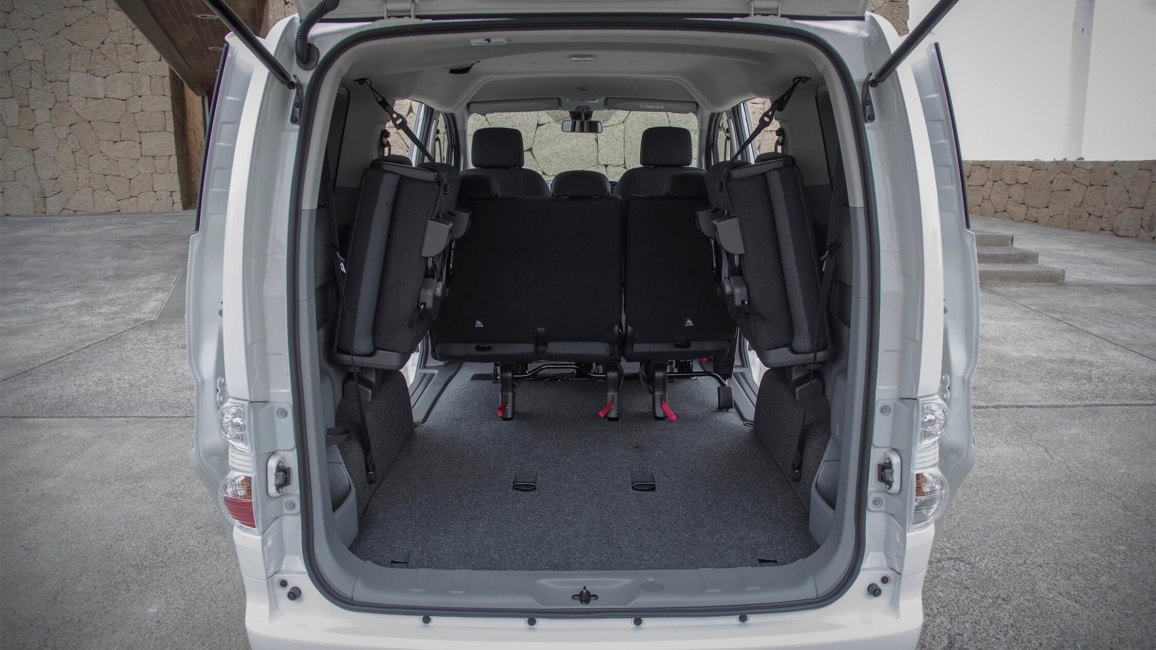 Nissan e-NV200 mala 4