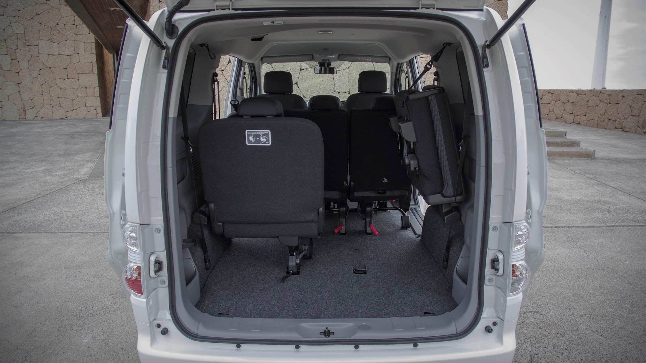 Nissan e-NV200 mala