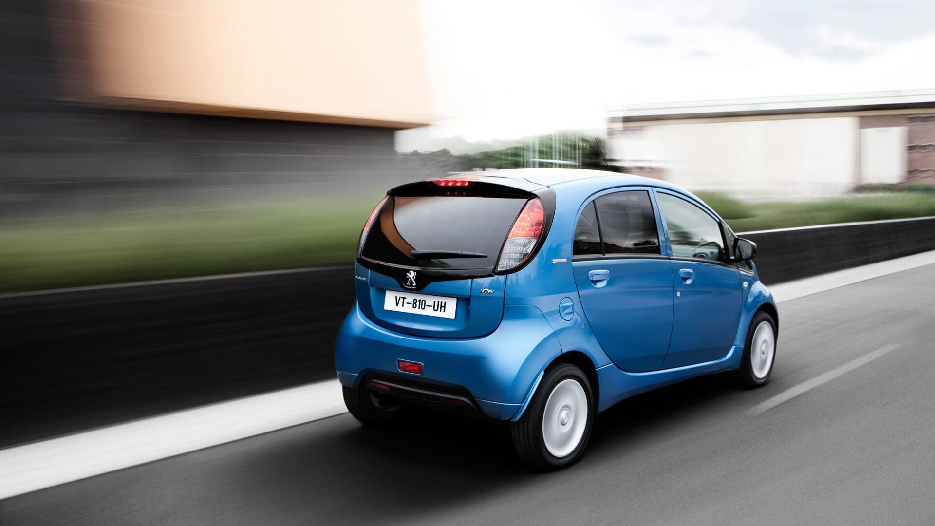 Peugeot elétrico