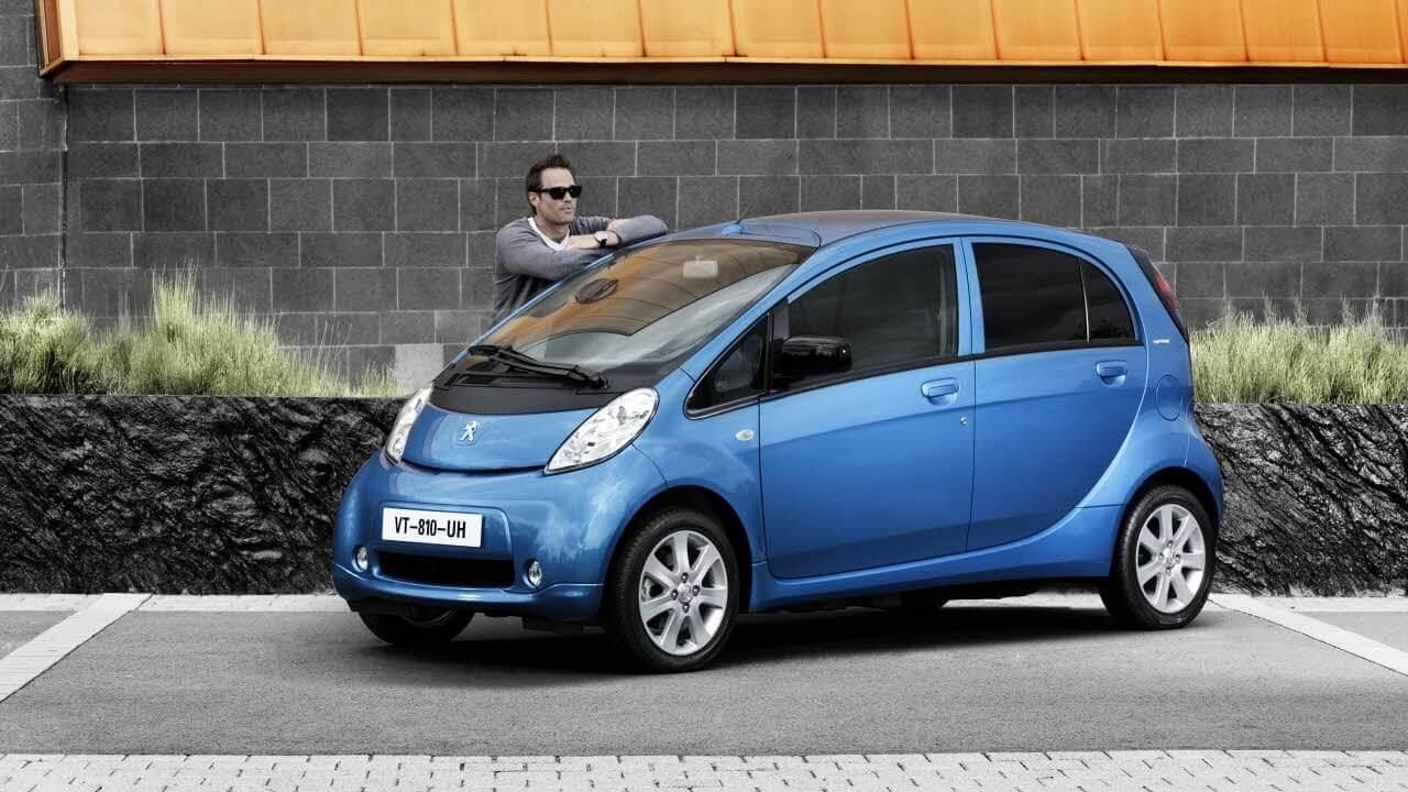 Peugeot iOn carro elétrico