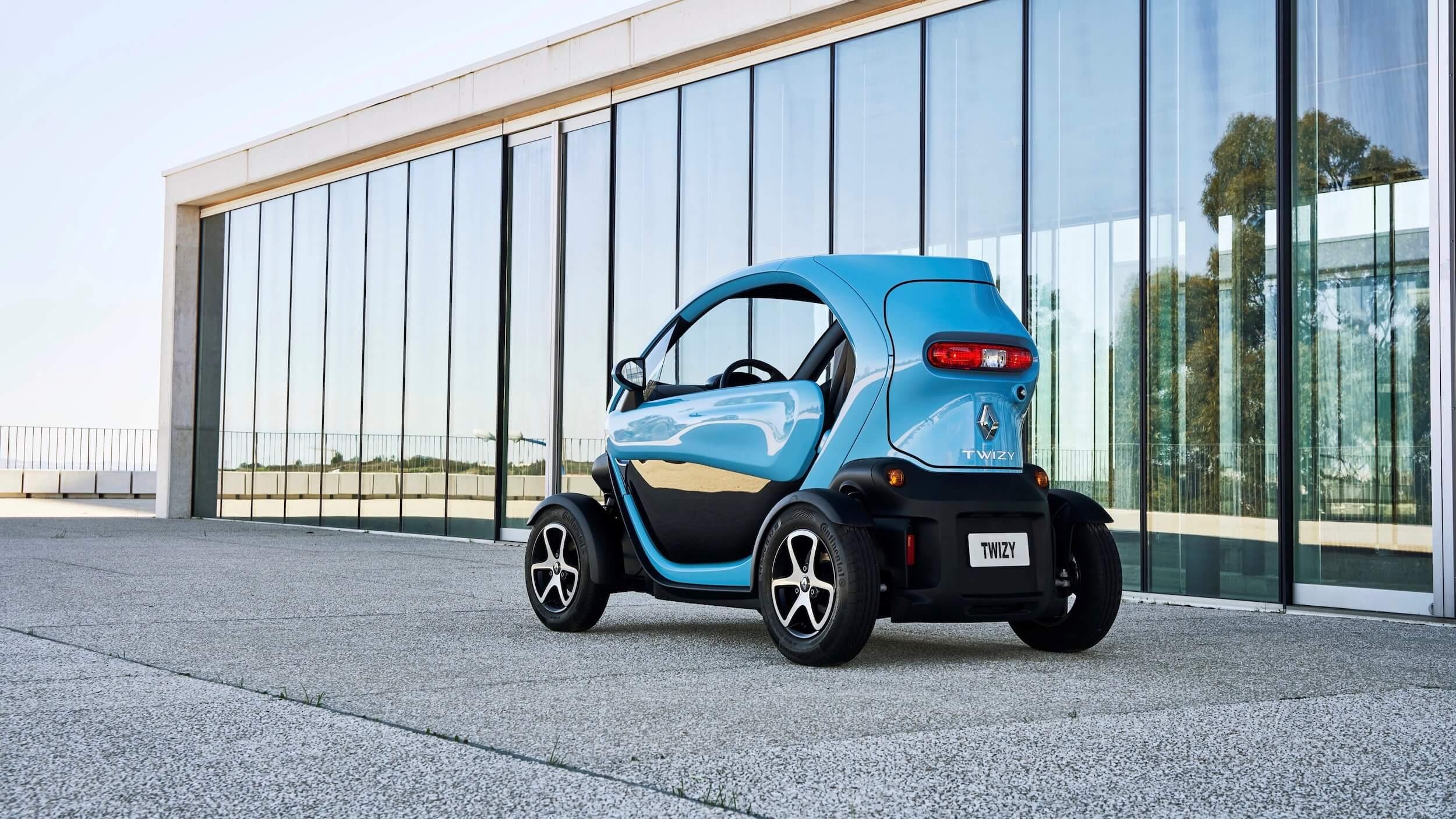 Renault Twizy mala
