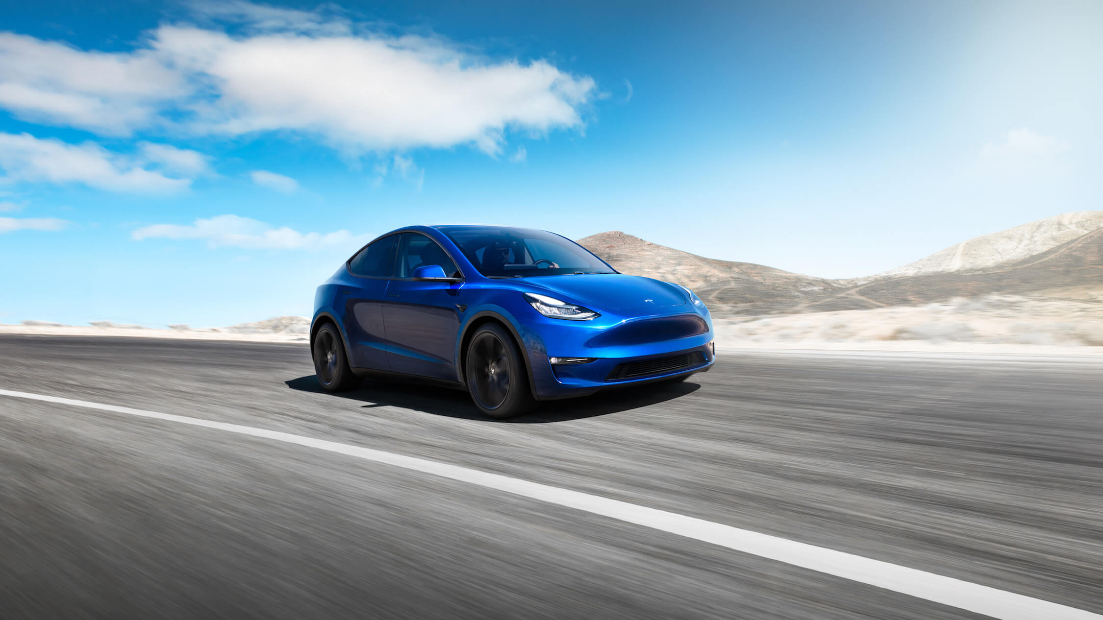 Tesla Model Y elétrico