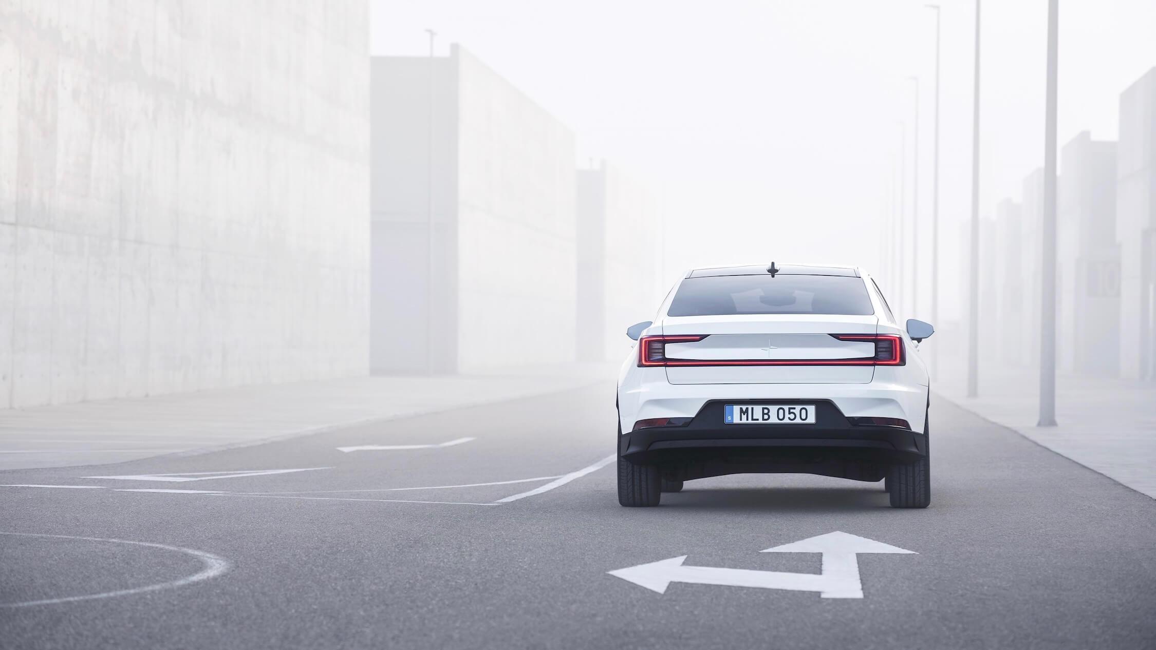 Volvo elétrico Polestar 2