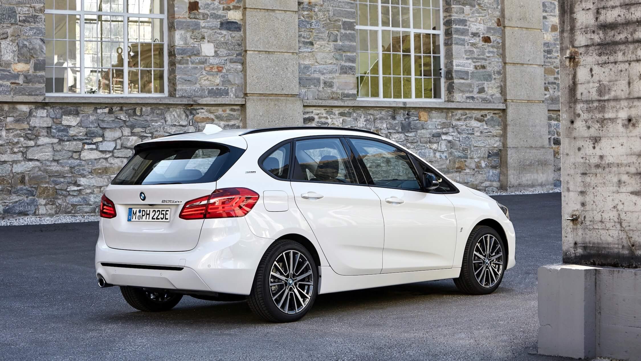 2019 BMW 225xe híbrido