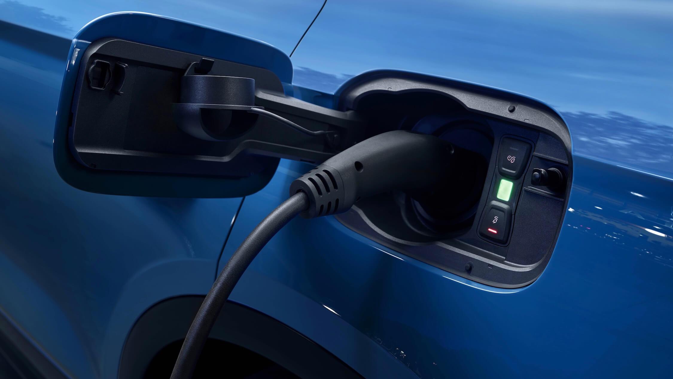 Audi Q5 plug-in tomada