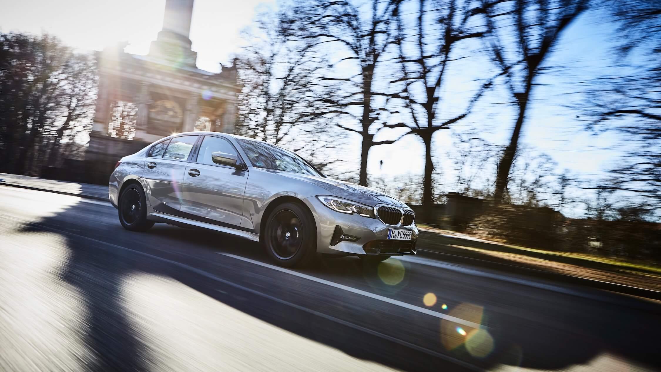 BMW 3 híbrido plug-in