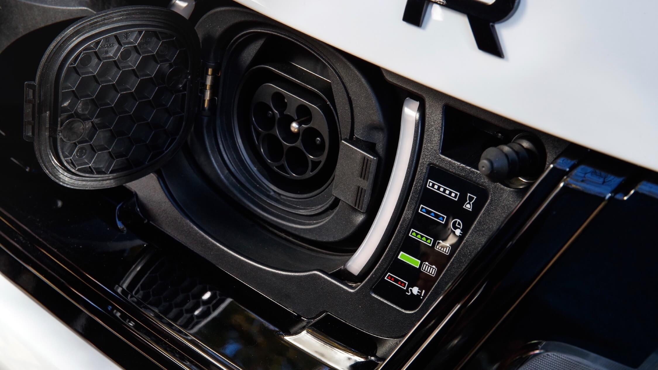 Range Rover Sport hibrido plug