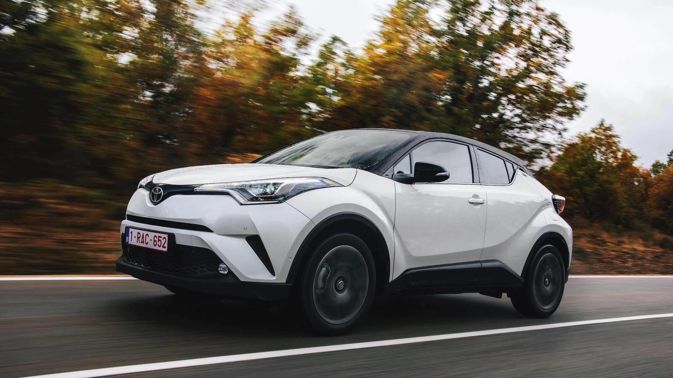 Toyota C-HR branco