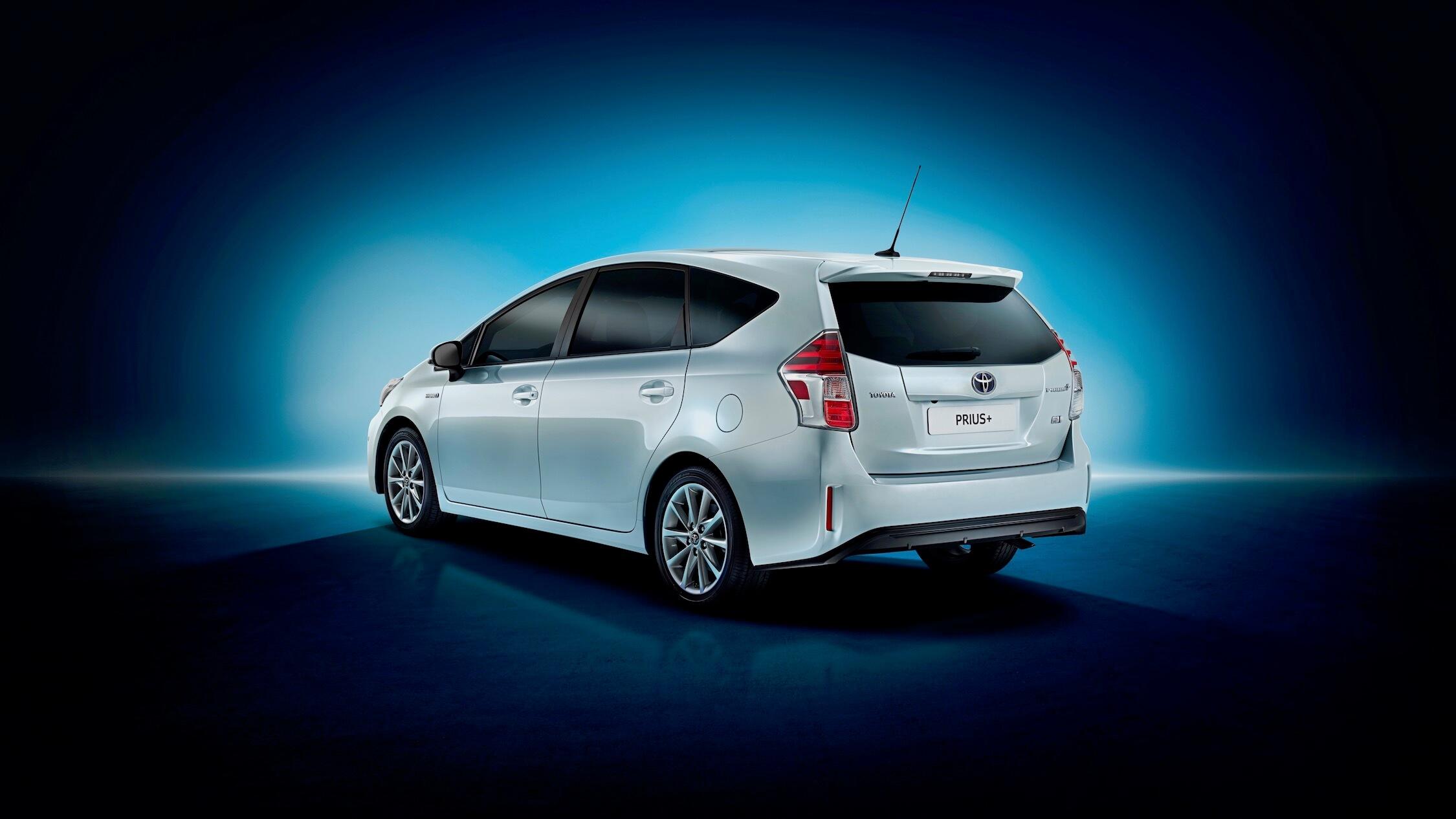Toyota Prius Grande