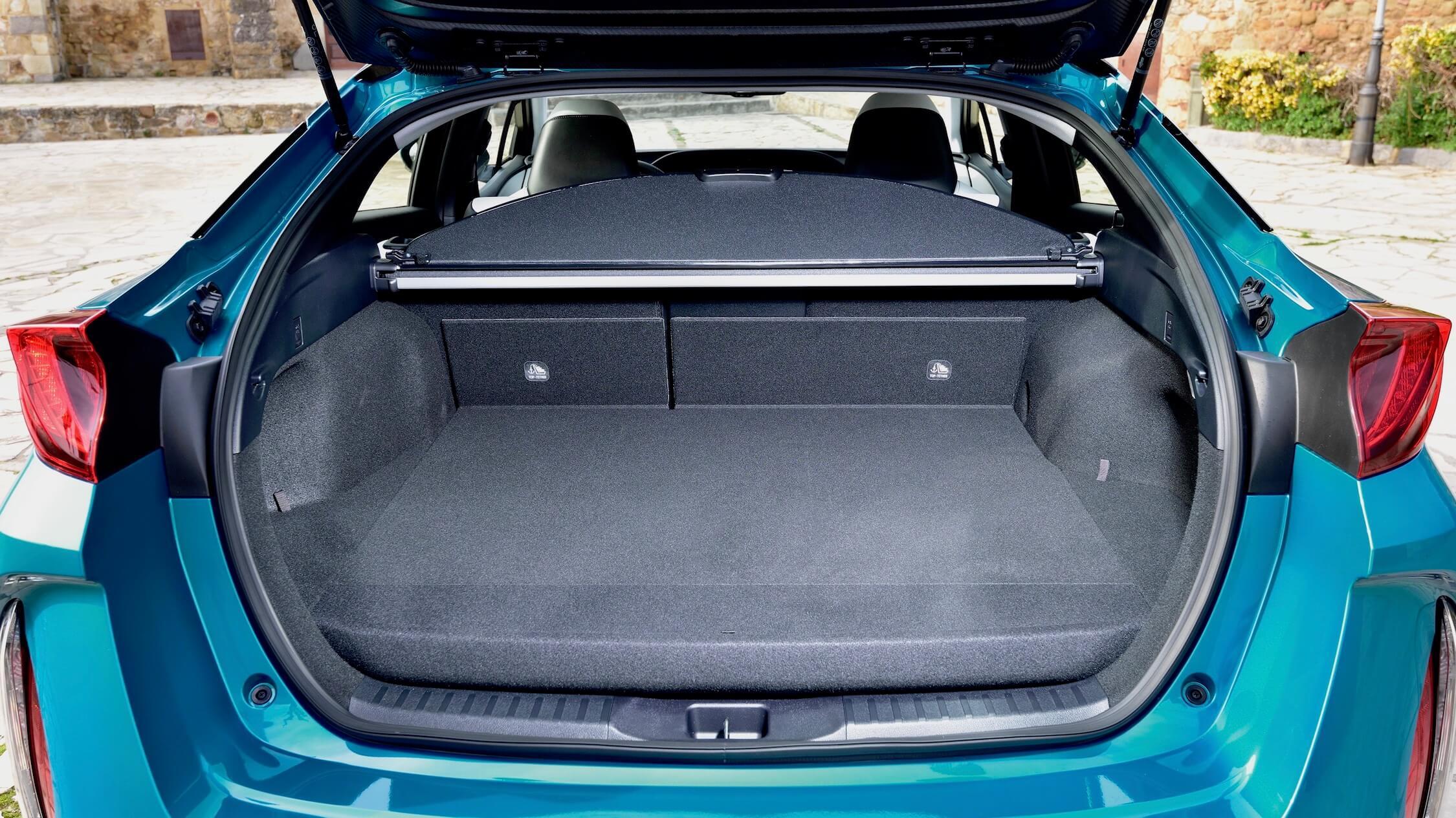 Toyota Prius Plug-in porta-bagagens