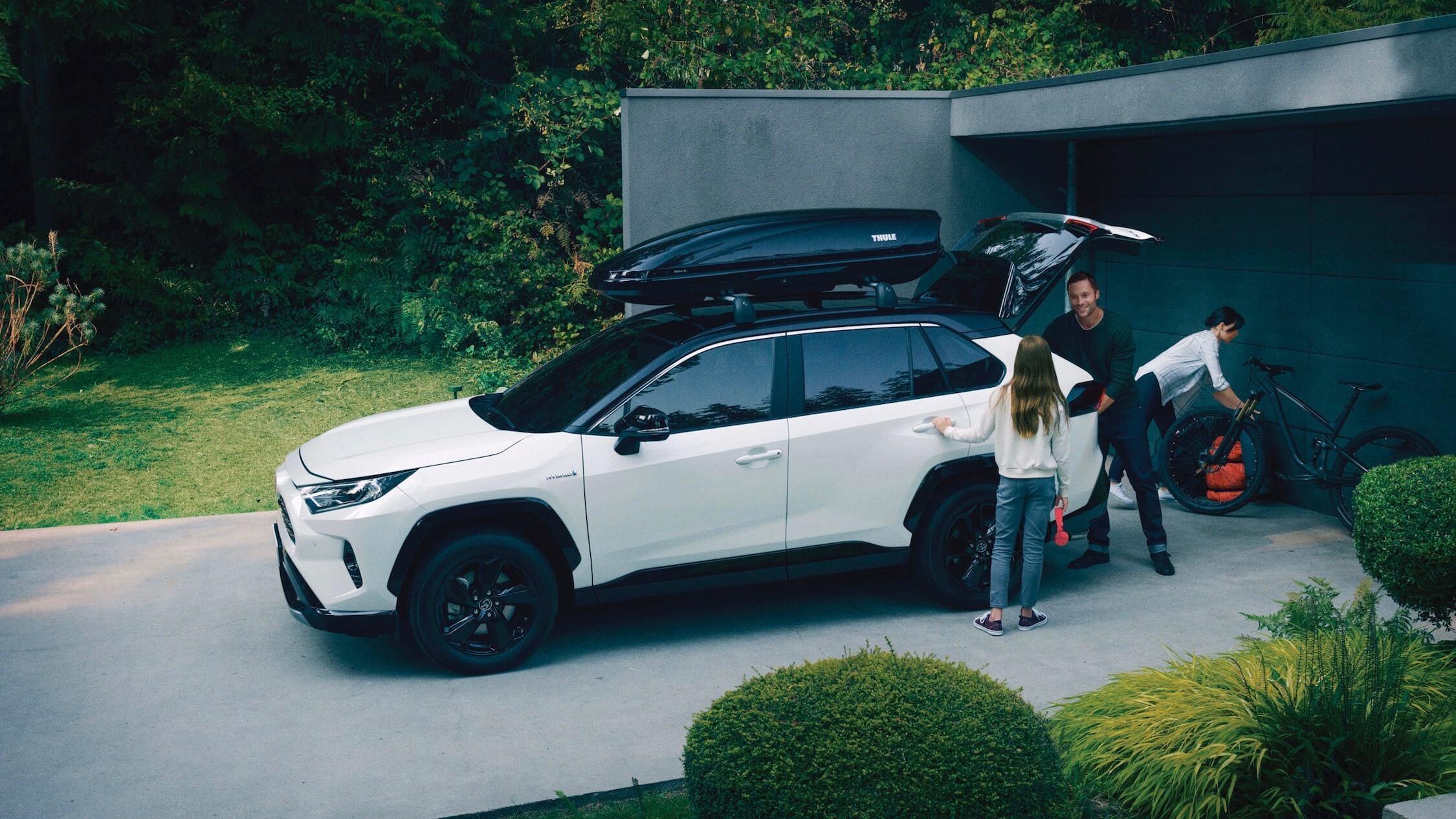 Toyota RAV4 lifestyle