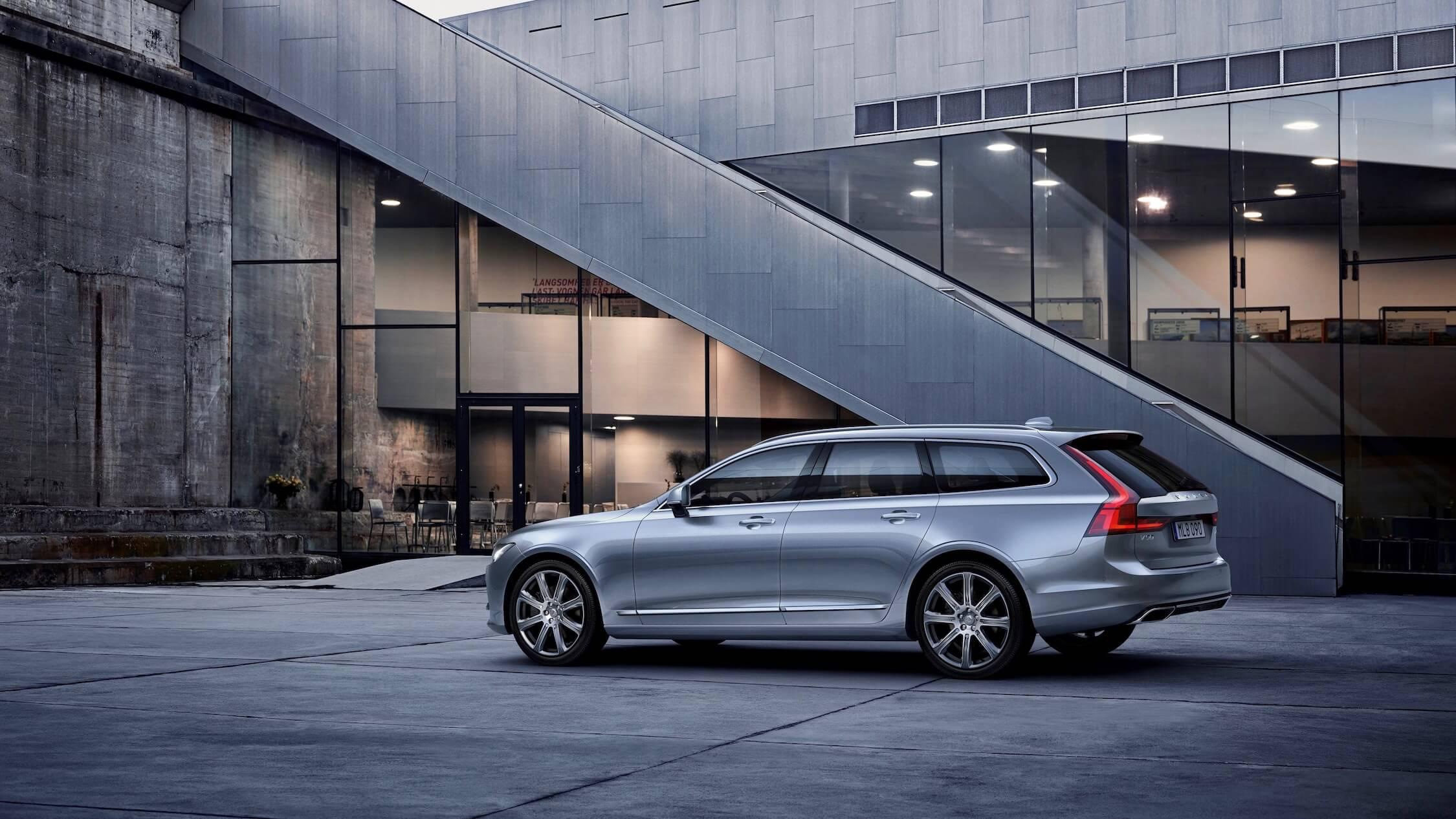 Volvo V90 carro híbrido