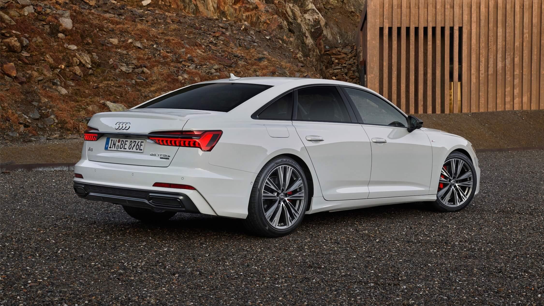 Audi A6 híbrido plug-in