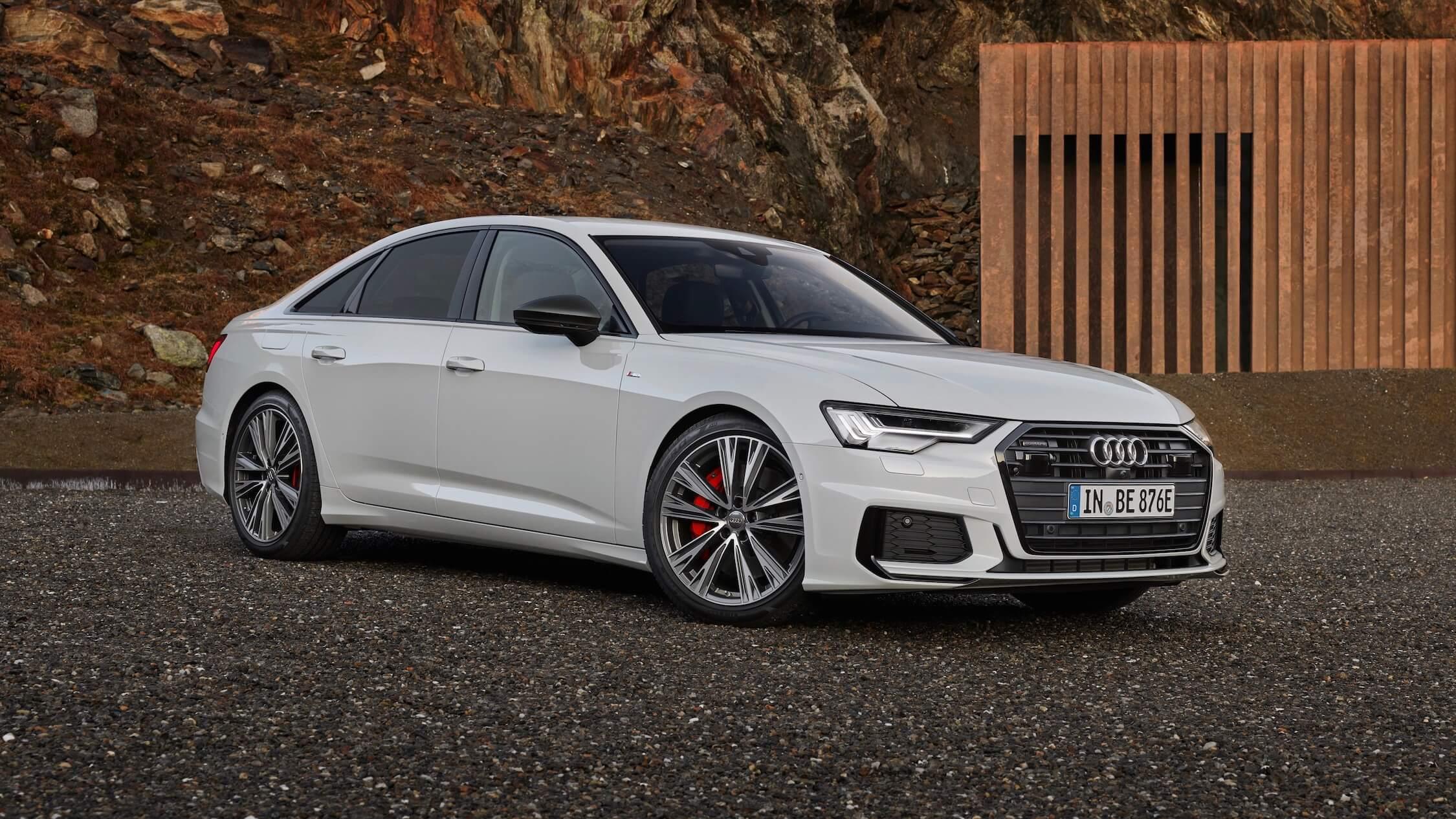 Audi A6 hibrido 55 tfsi-e