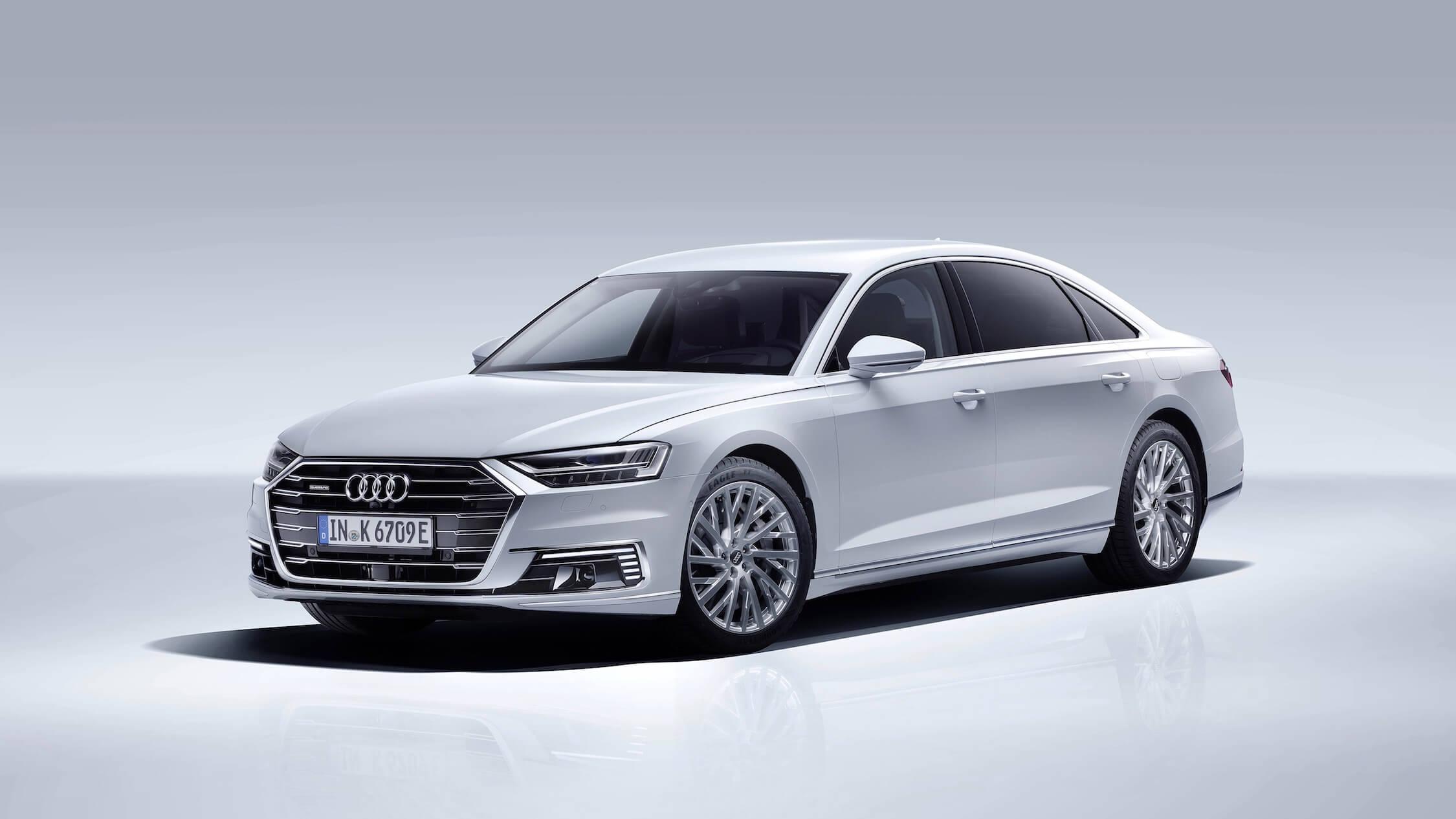 Audi A8 L 60 TFSI-e