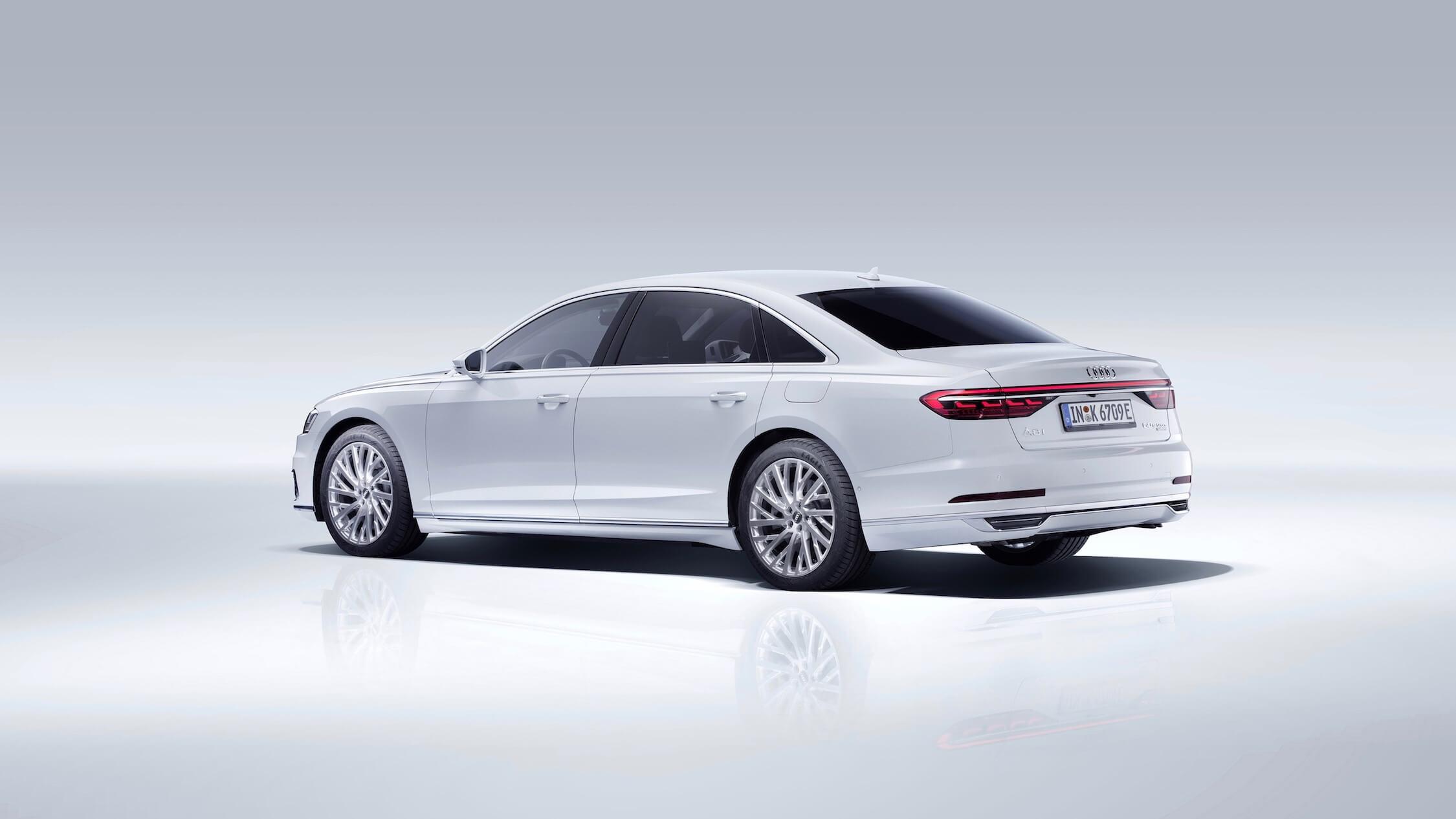 Audi A8 hibrido