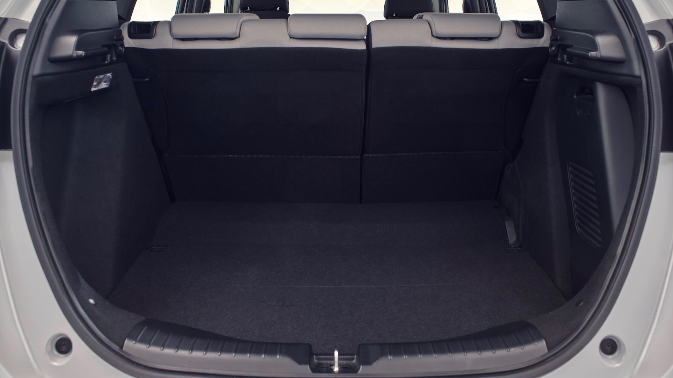 Honda Jazz porta-bagagens