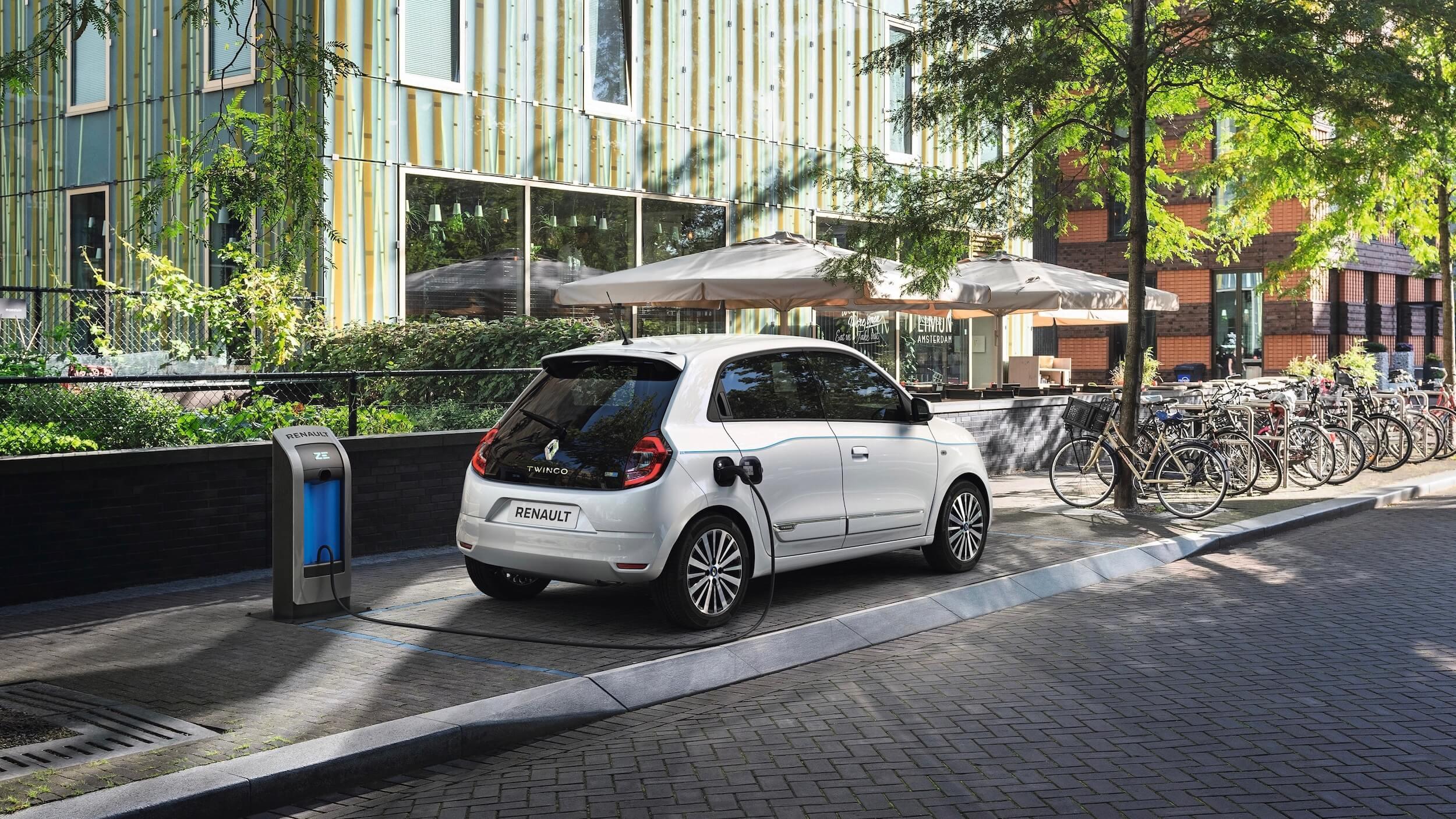 Renault Twingo ZE elétrico