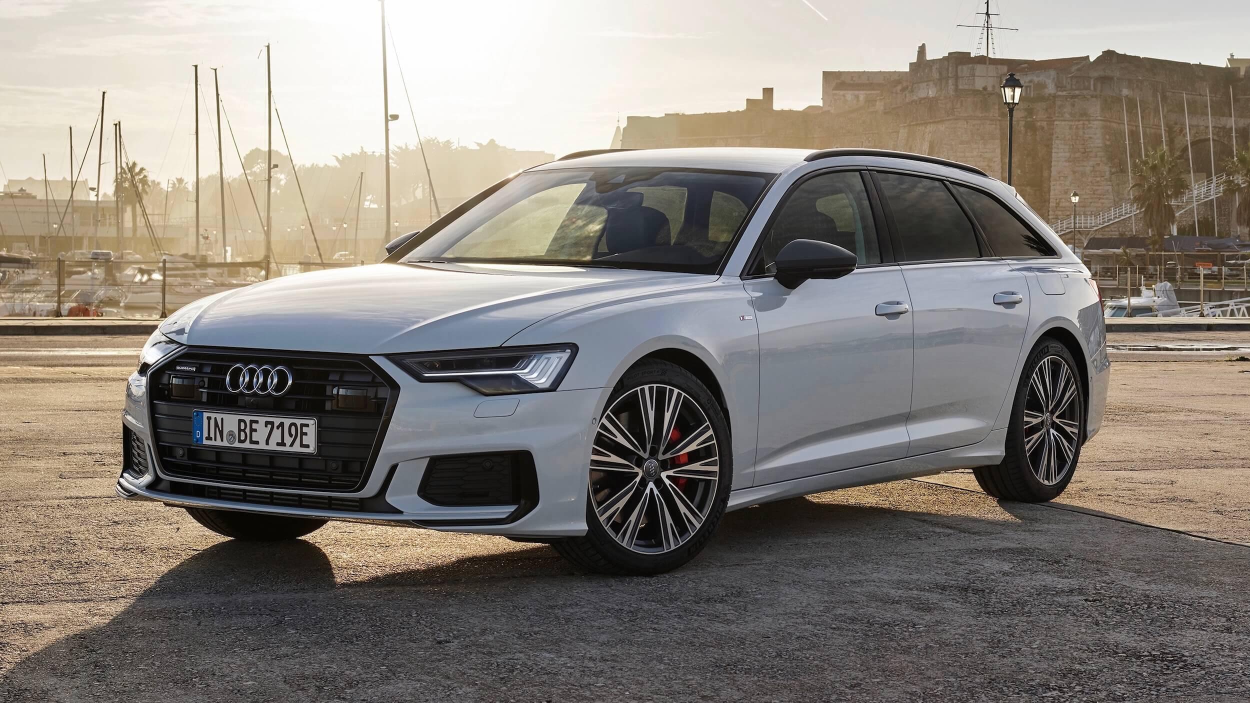 2021 Audi A6 carrinho