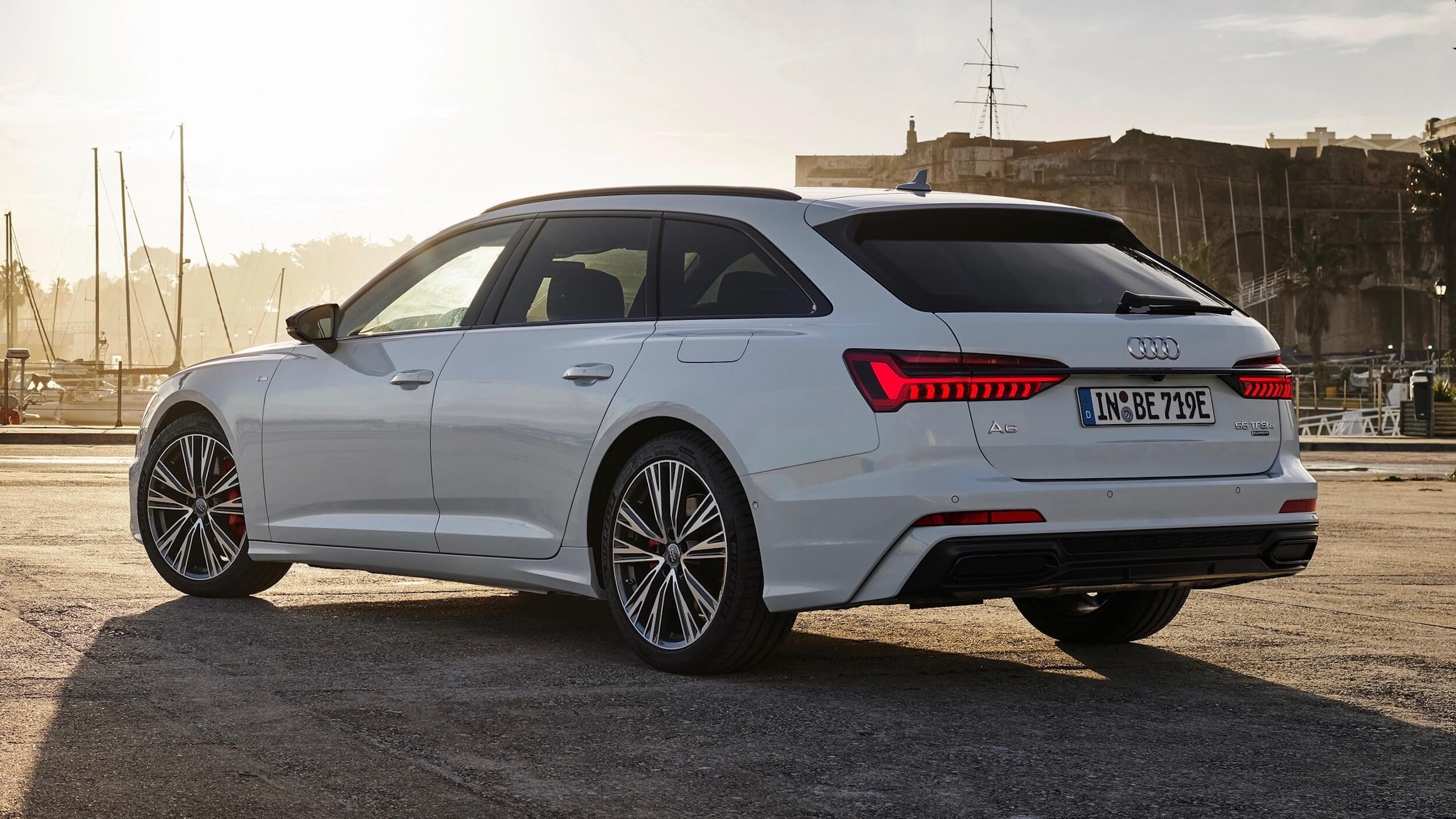 Audi A6 Avant híbrido plug in