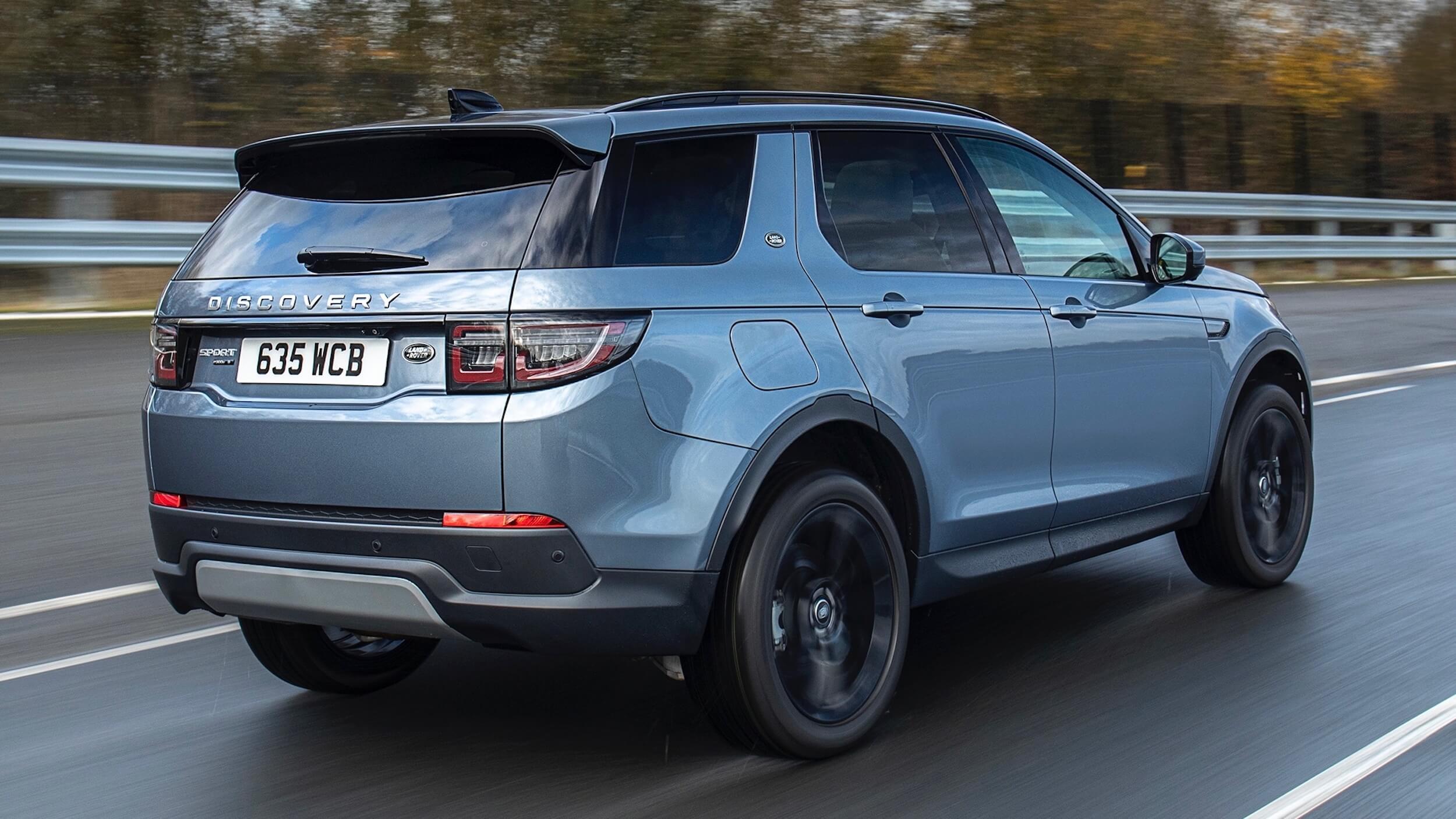 Land Rover Discovery Sport traseira