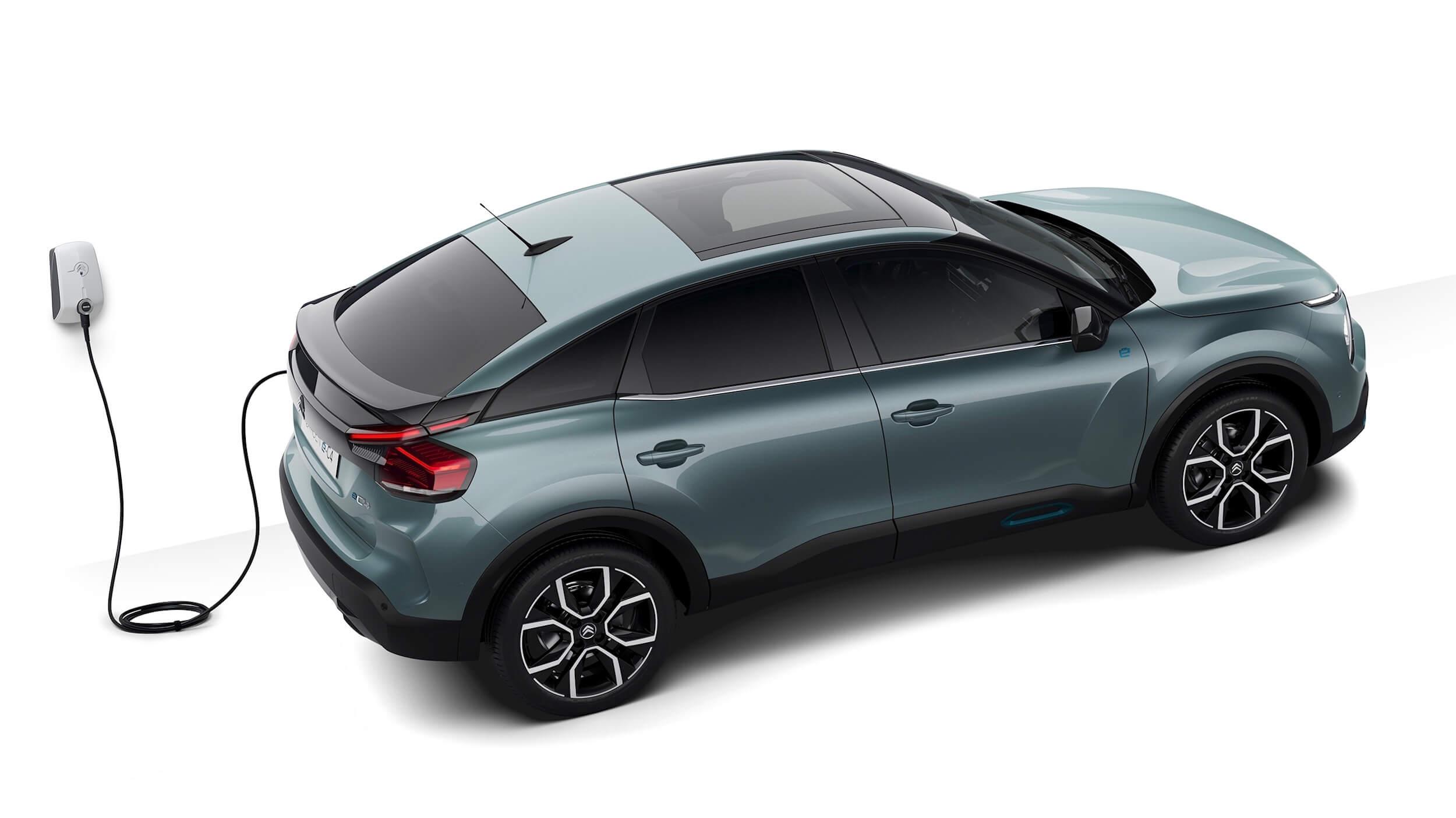 Citroën C4 carro elétrico