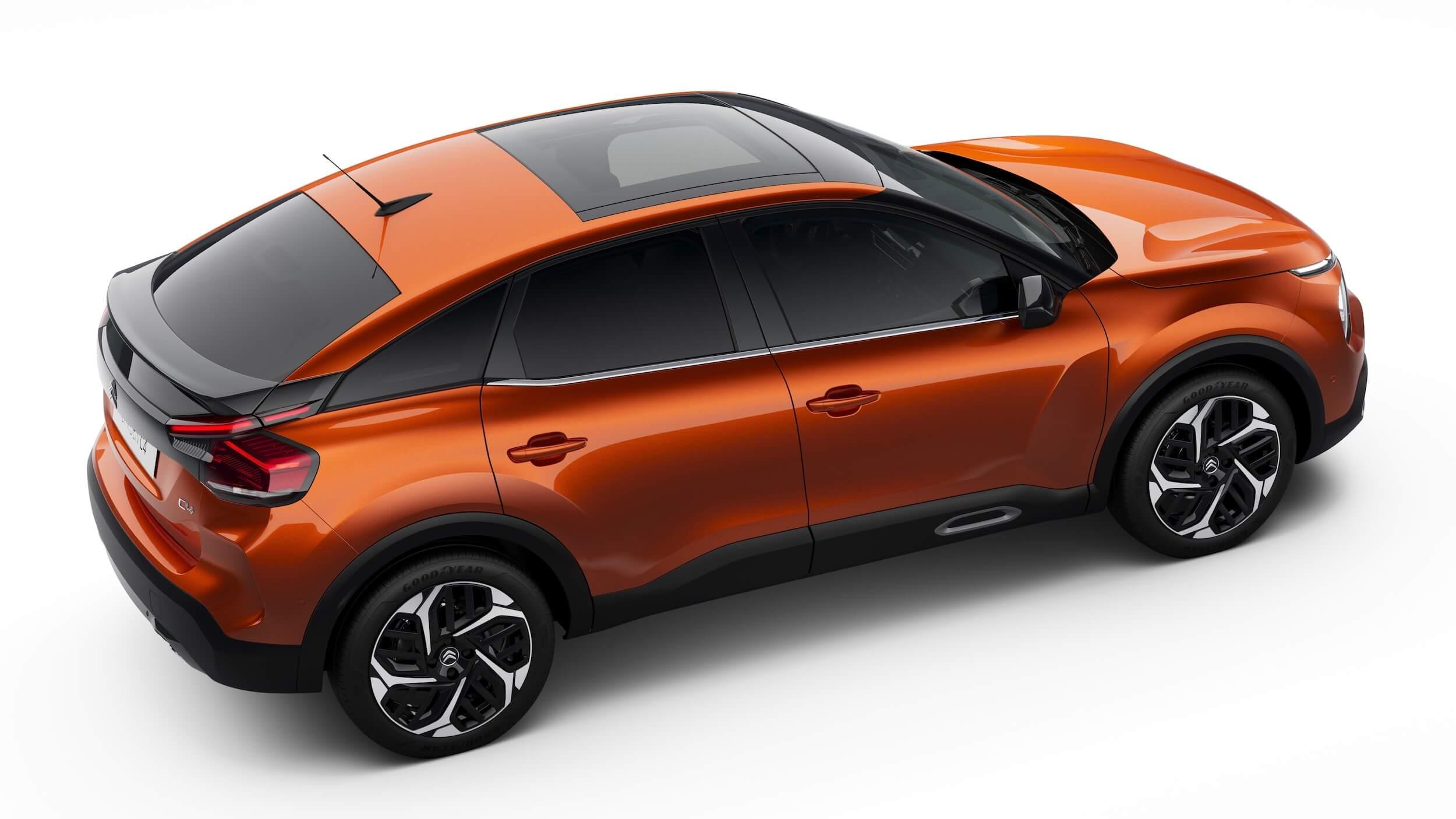 Citroën C4 elétrico
