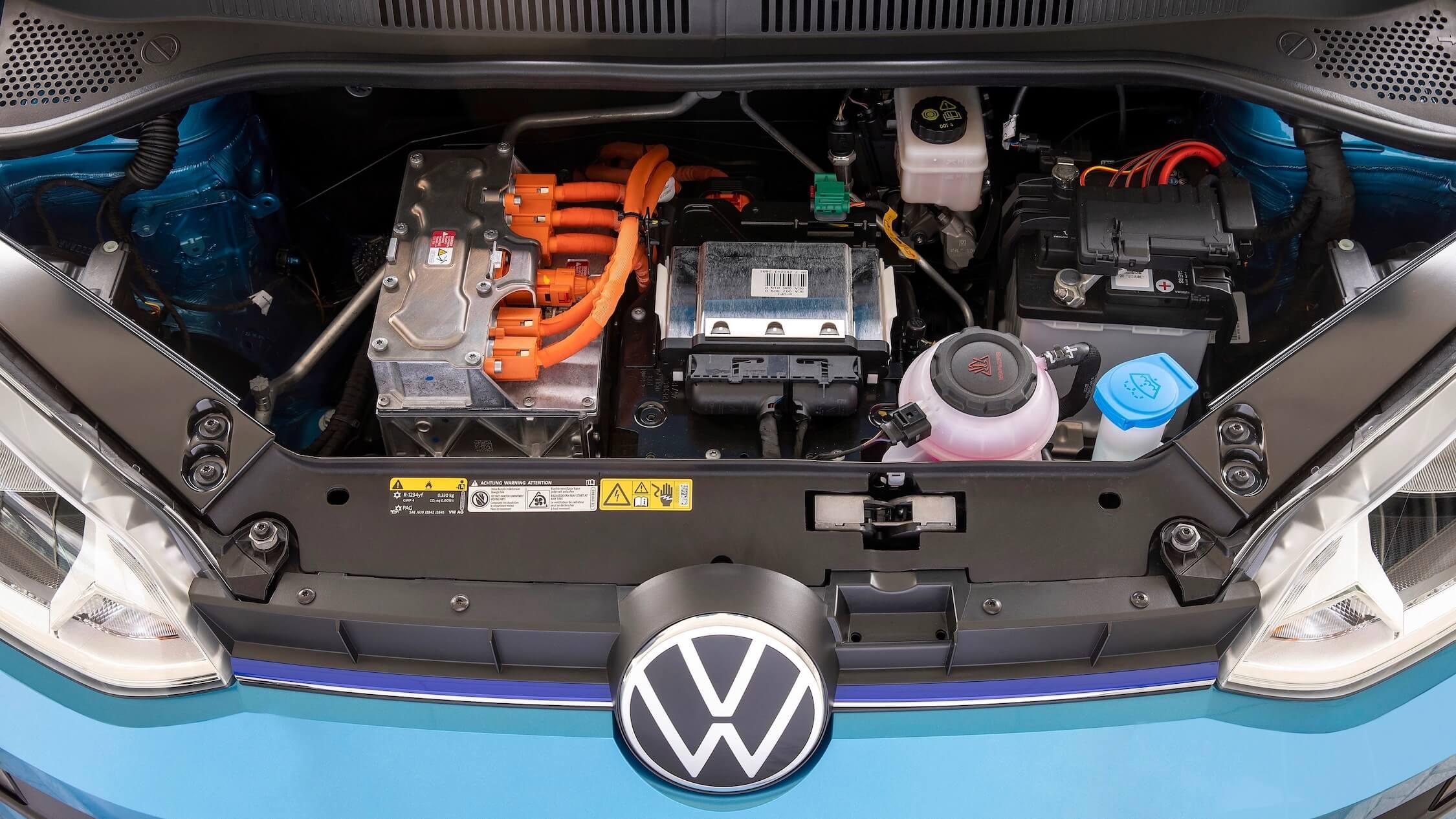 Volkswagen e Up motor