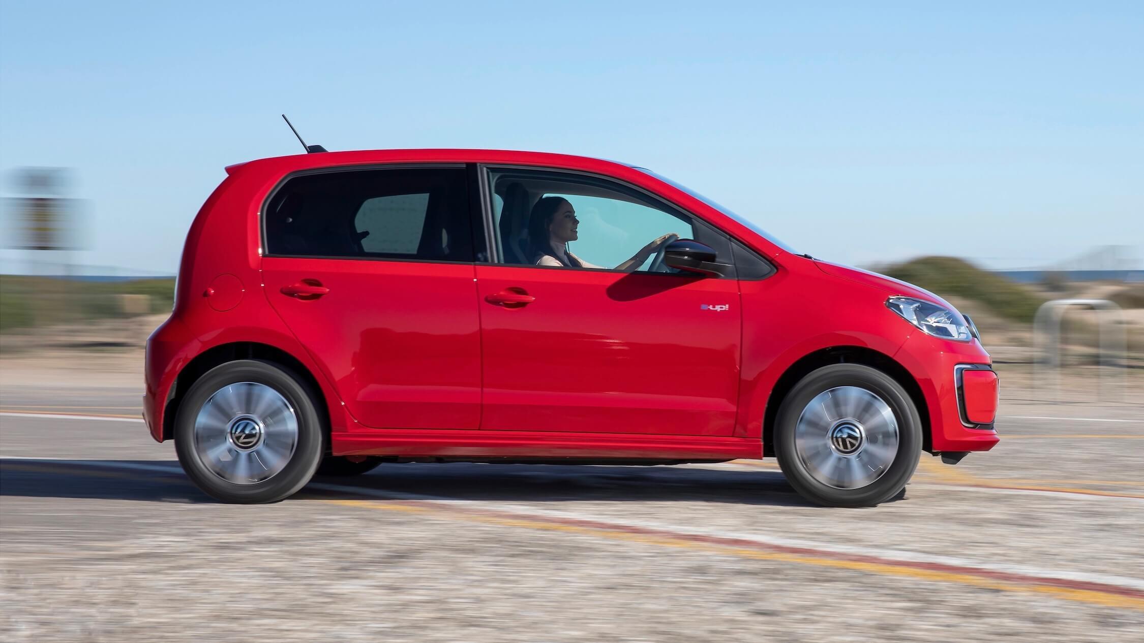 Volkswagen e Up perfil