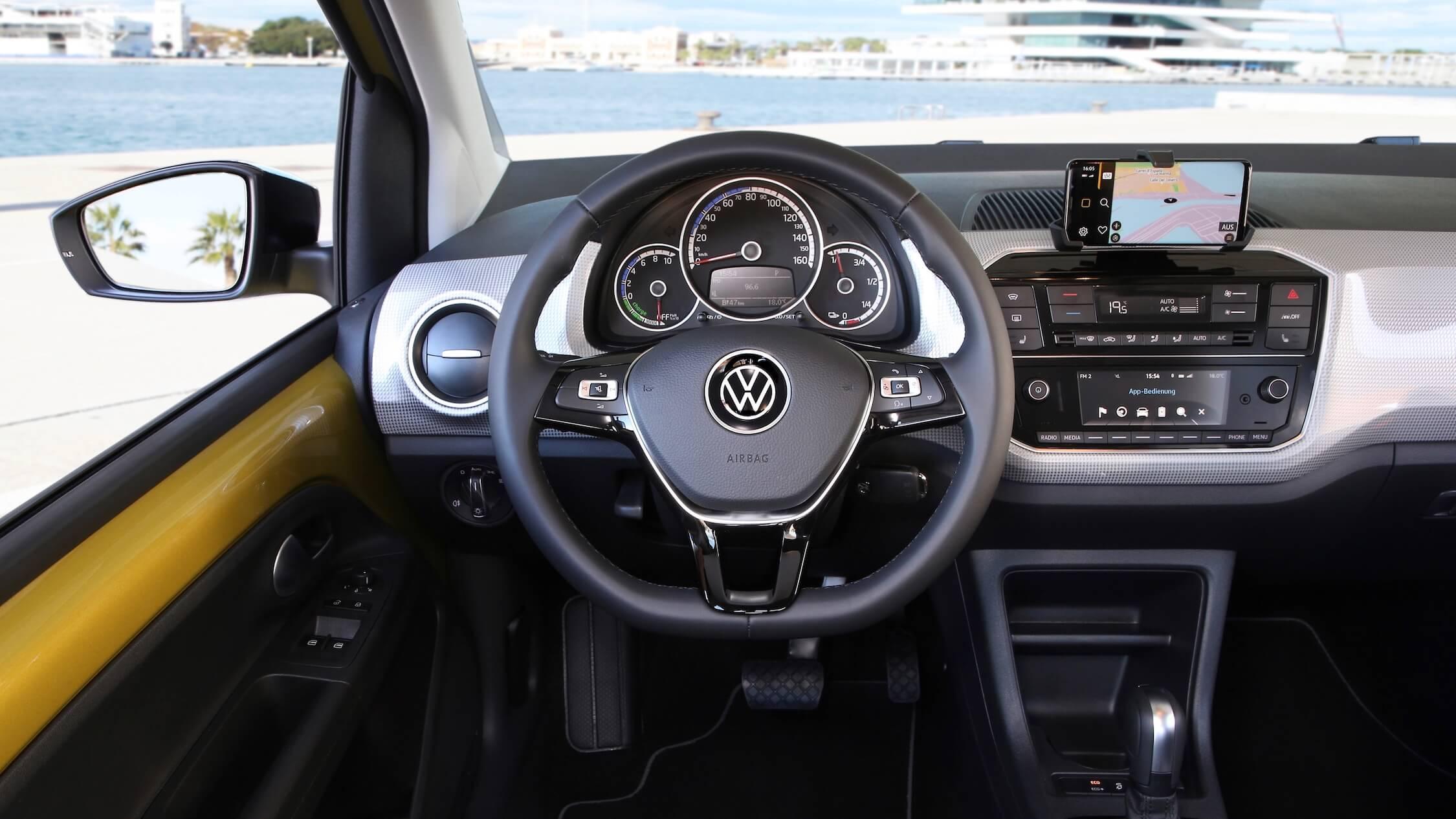 Volkswagen e Up volante