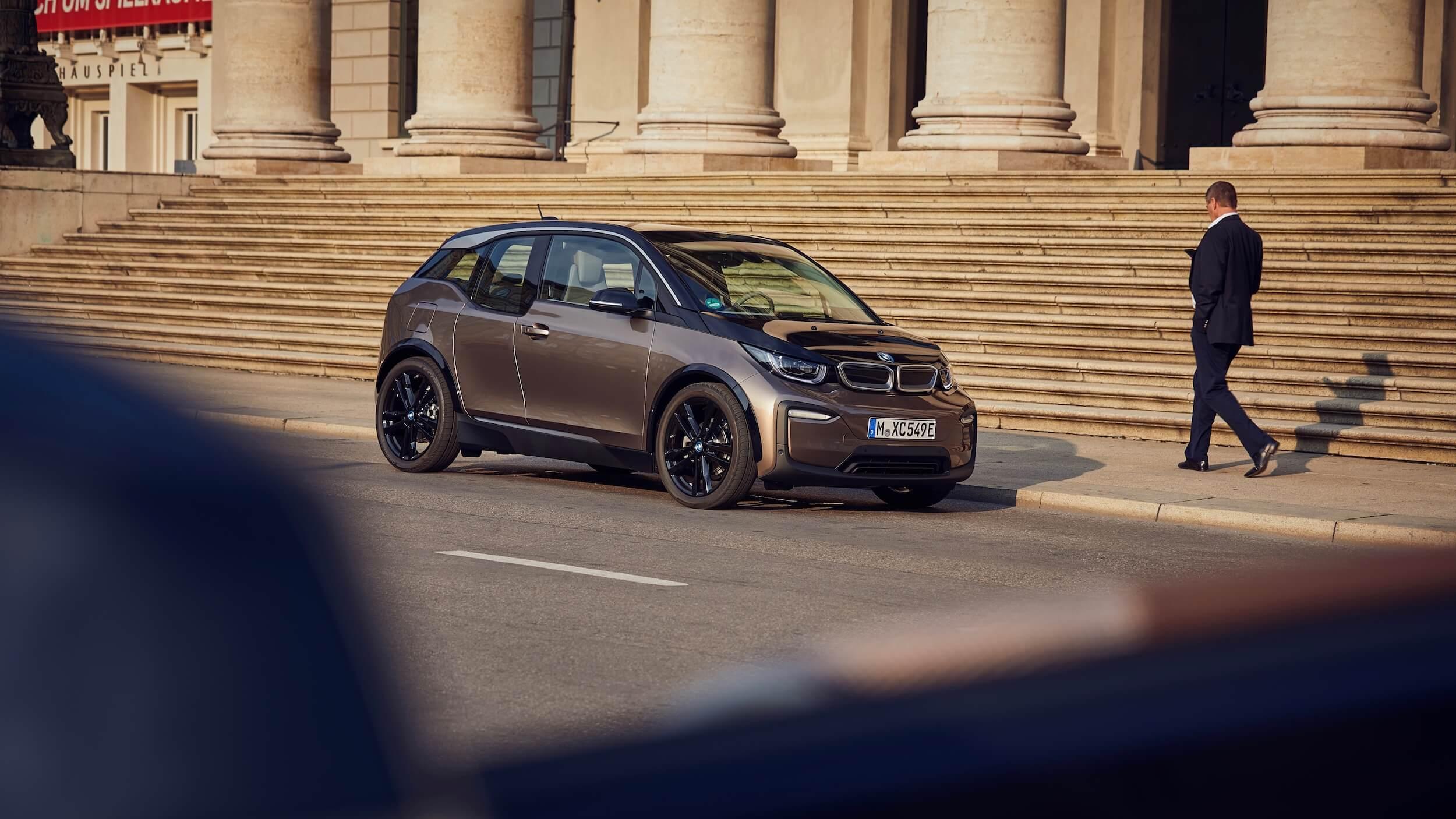 BMW i3 em Portugal