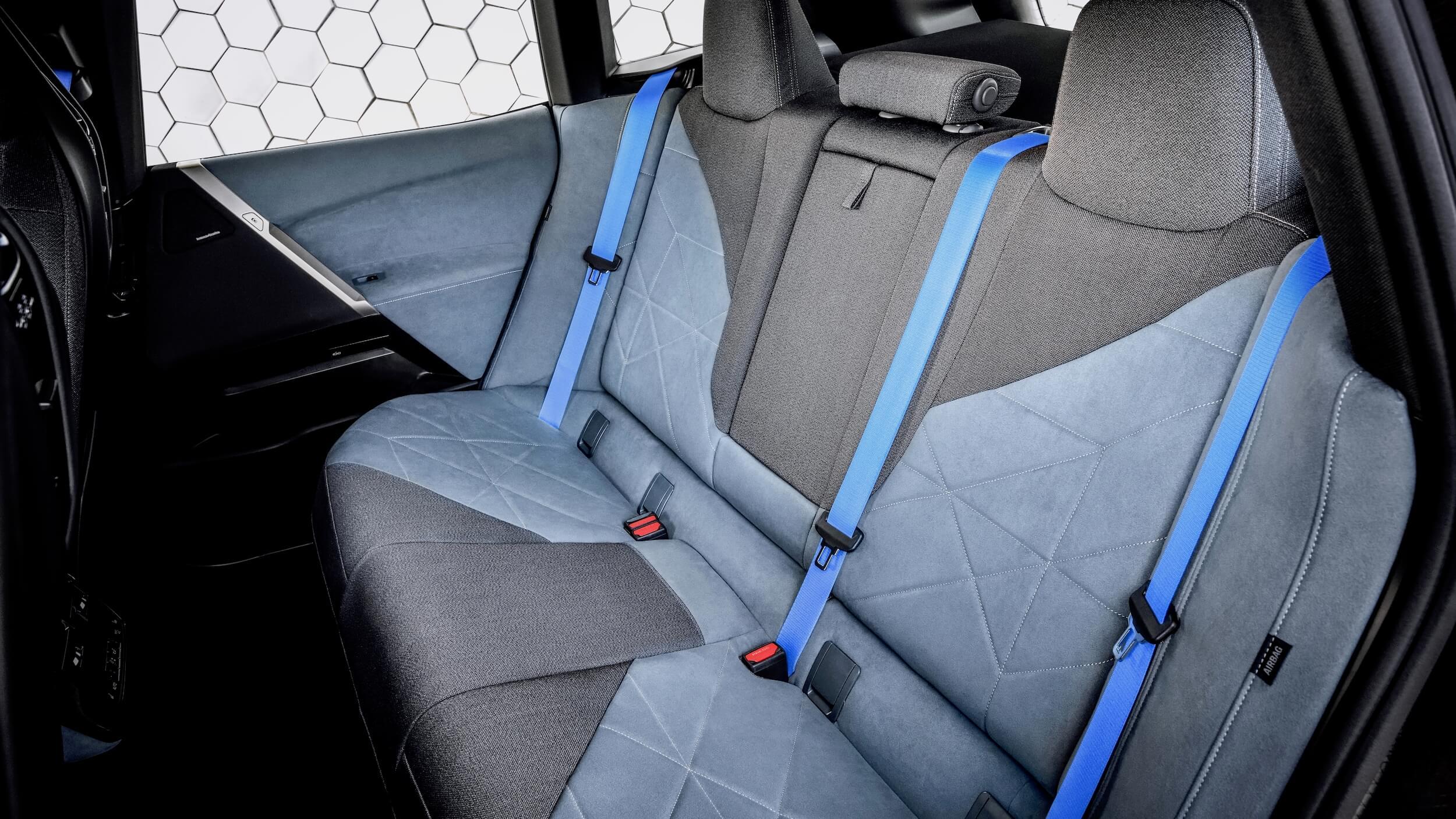 BMW iX cadeiras