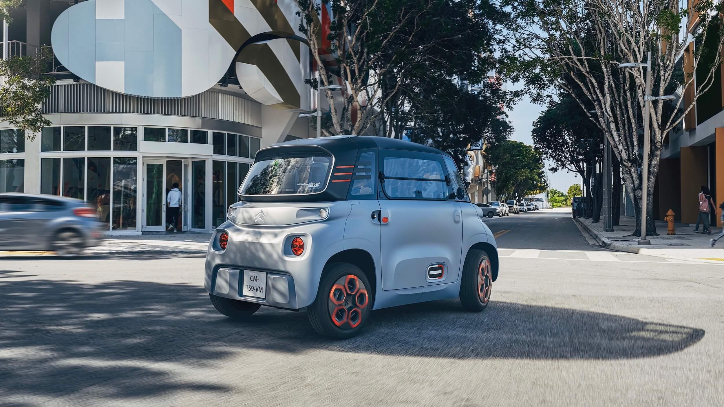 Citroën AMI elétrico