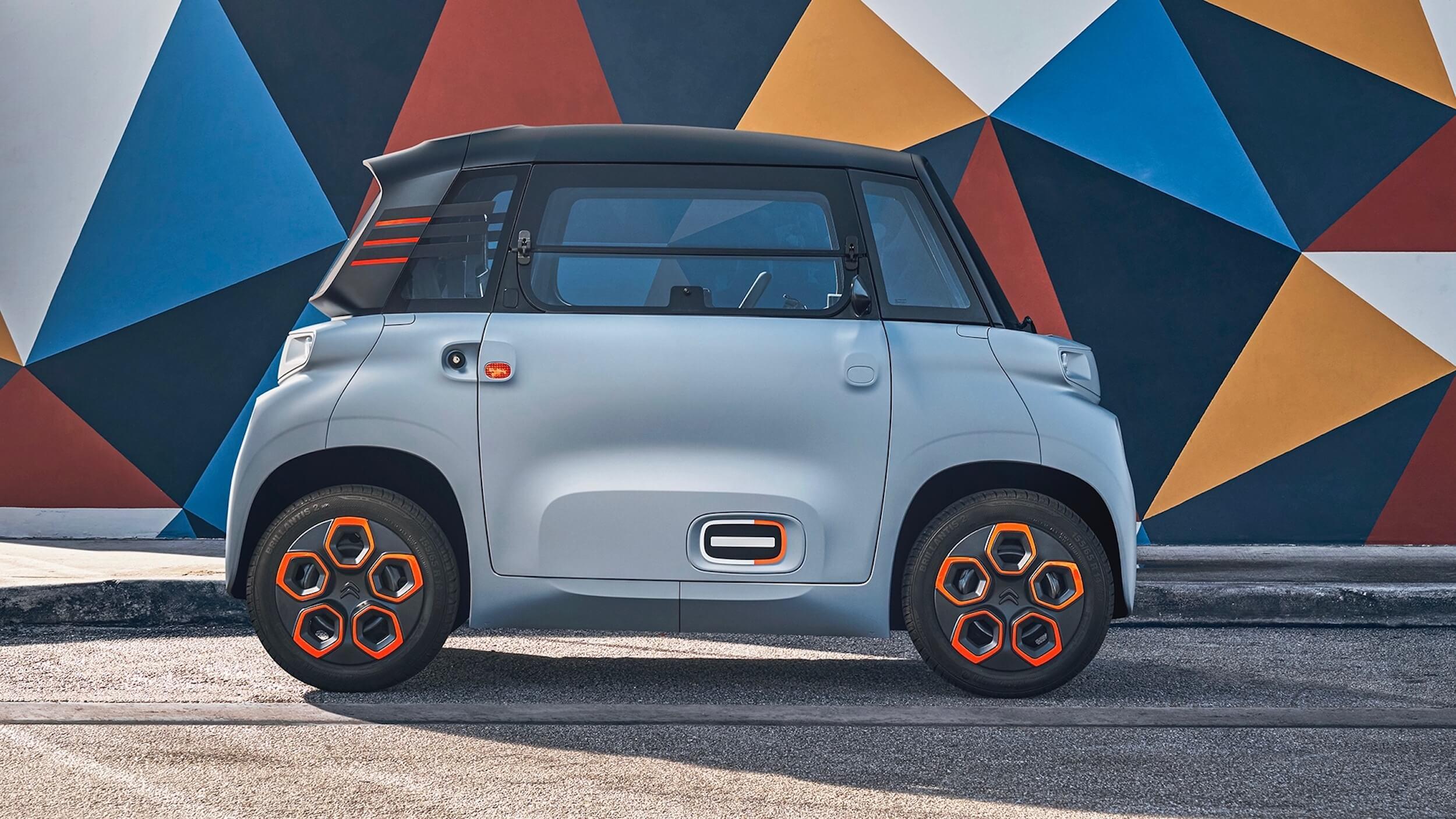 Citroën AMI perfil