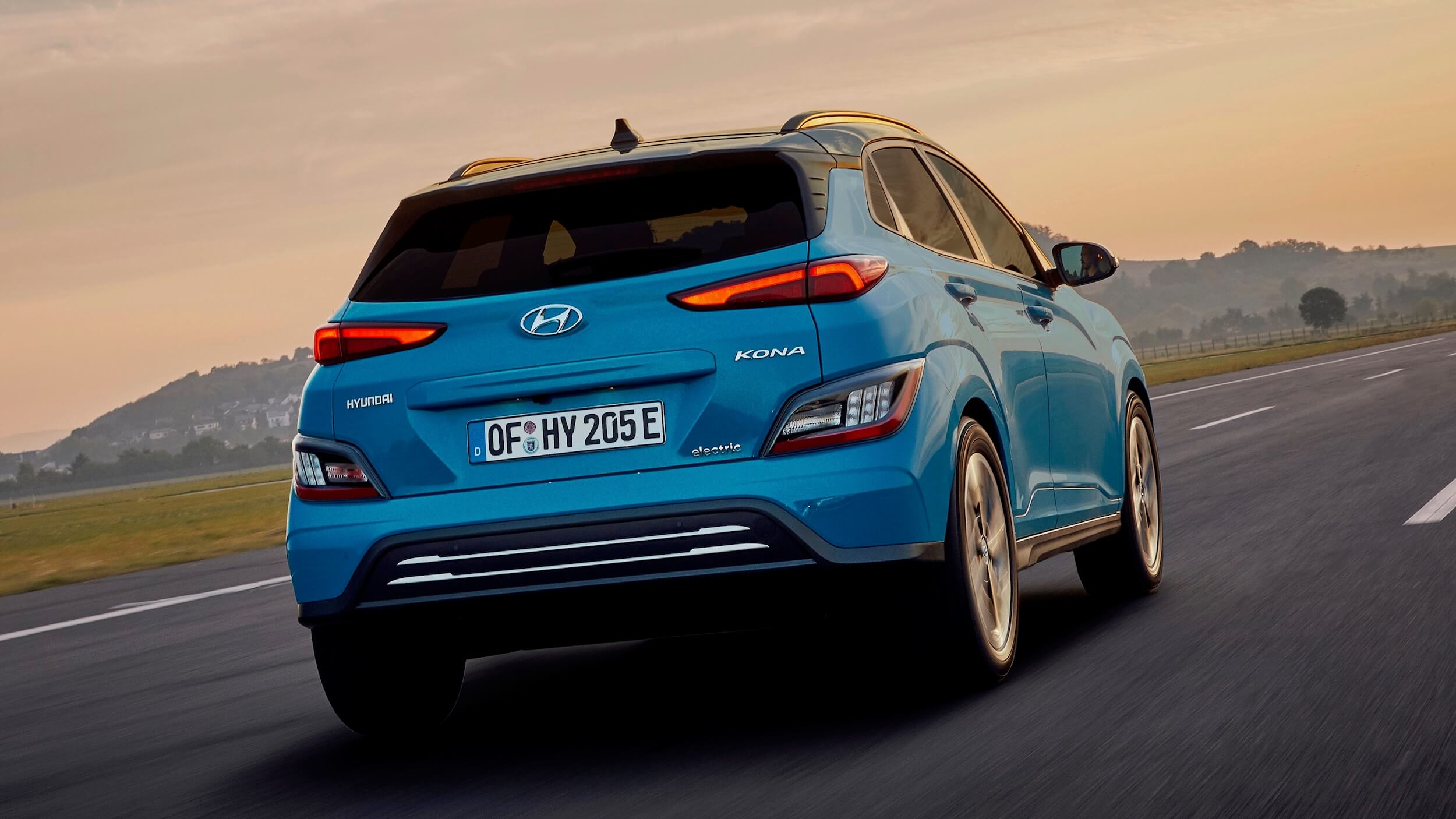 Nieuwe Hyundai Kona elétrico