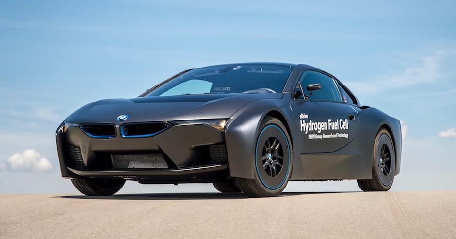 carro a hidrogenio do futuro