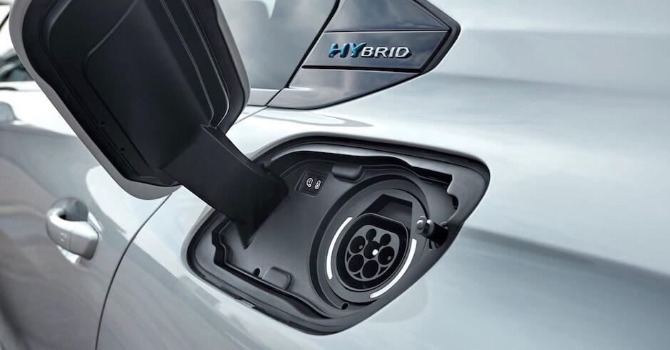 carro híbrido plug in Peugeot