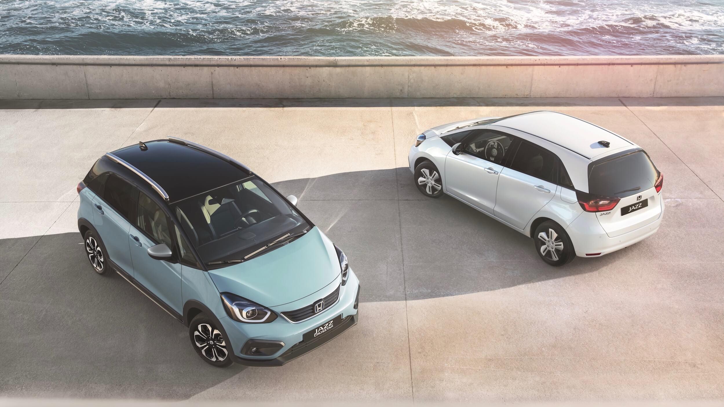 2020 Honda Jazz e Jazz Crosstar