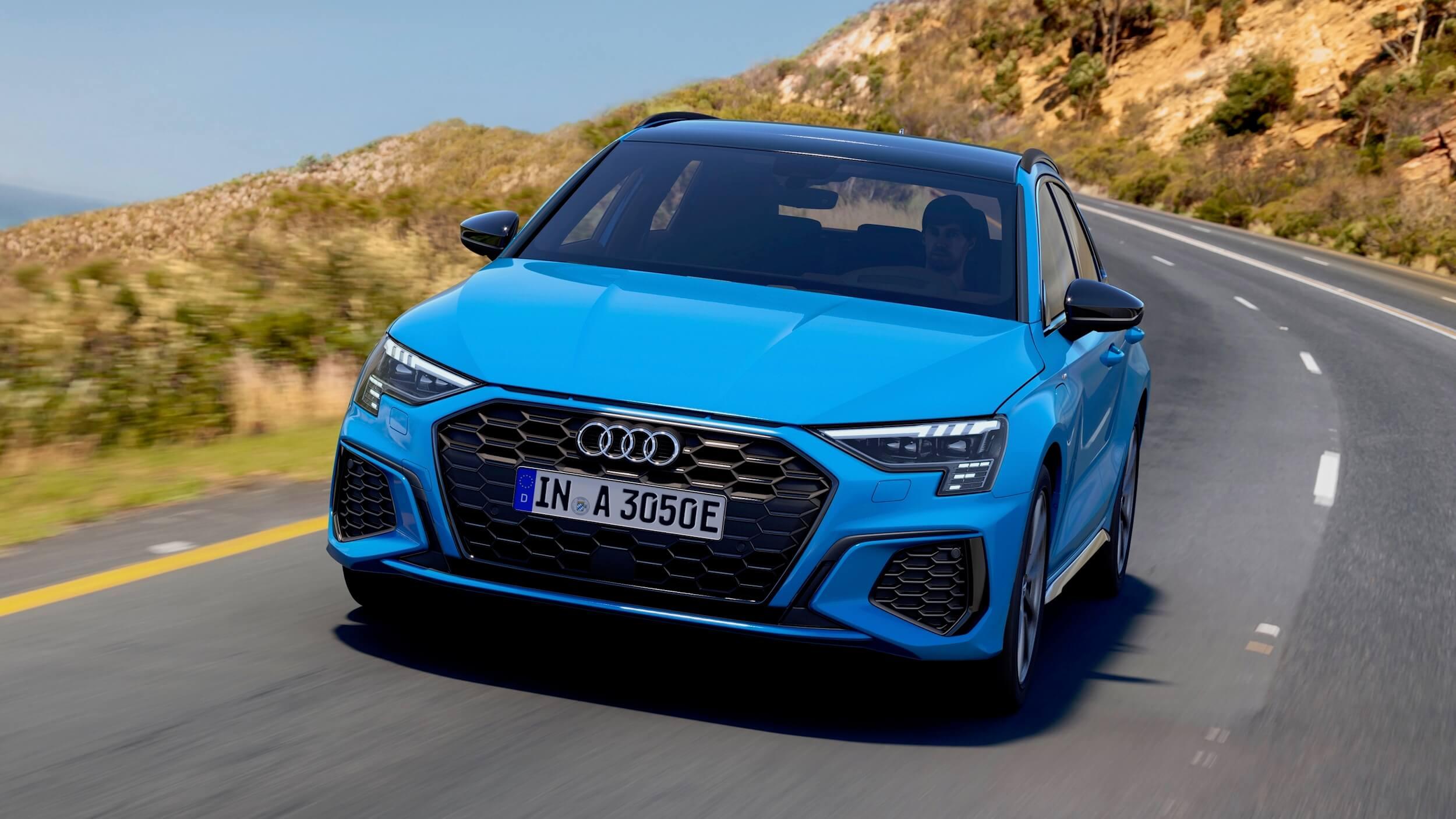 Audi A3 Sportback 40 TFSI e híbrido plug in