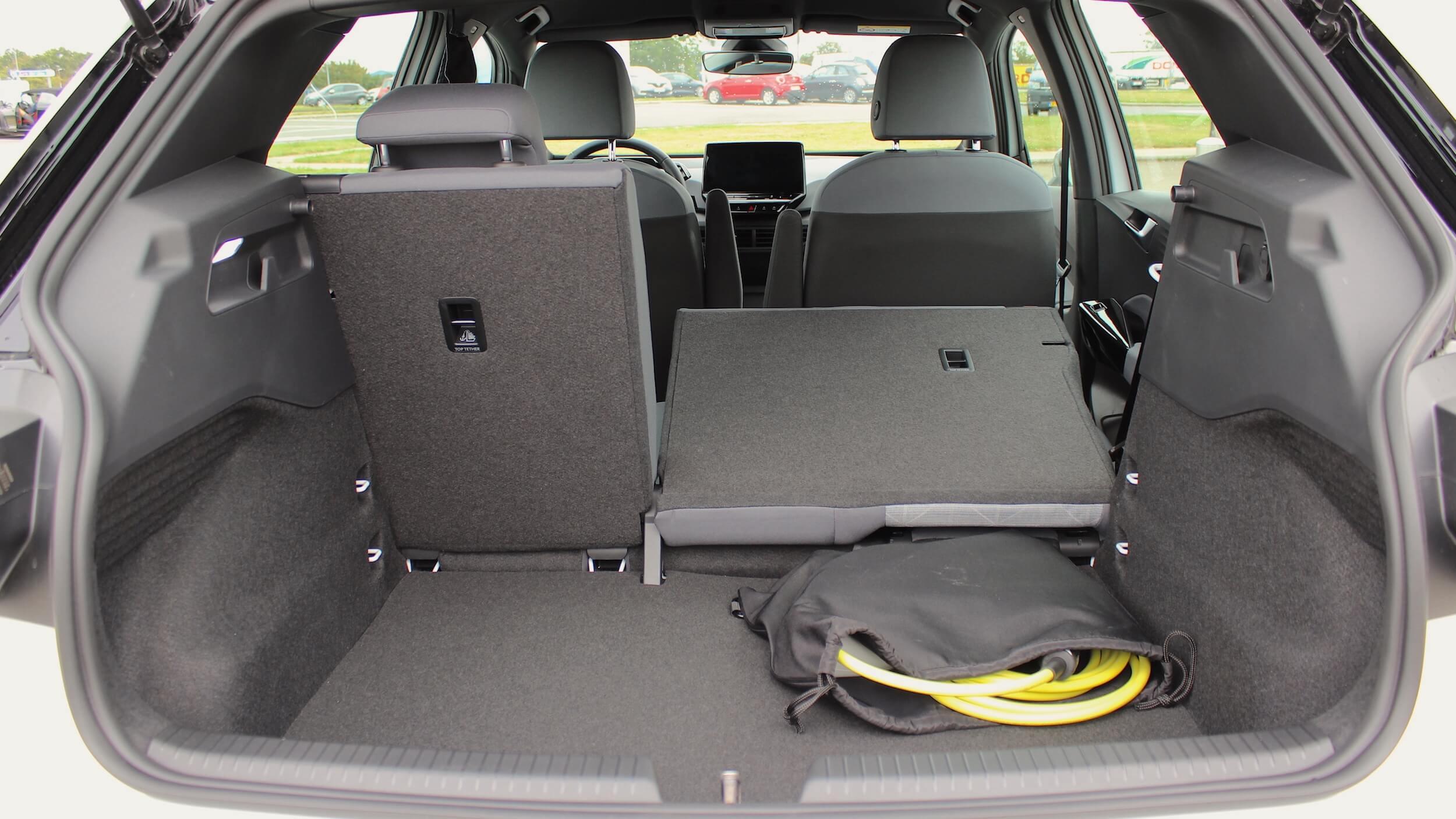 Volkswagen ID.3 porta bagagens 1