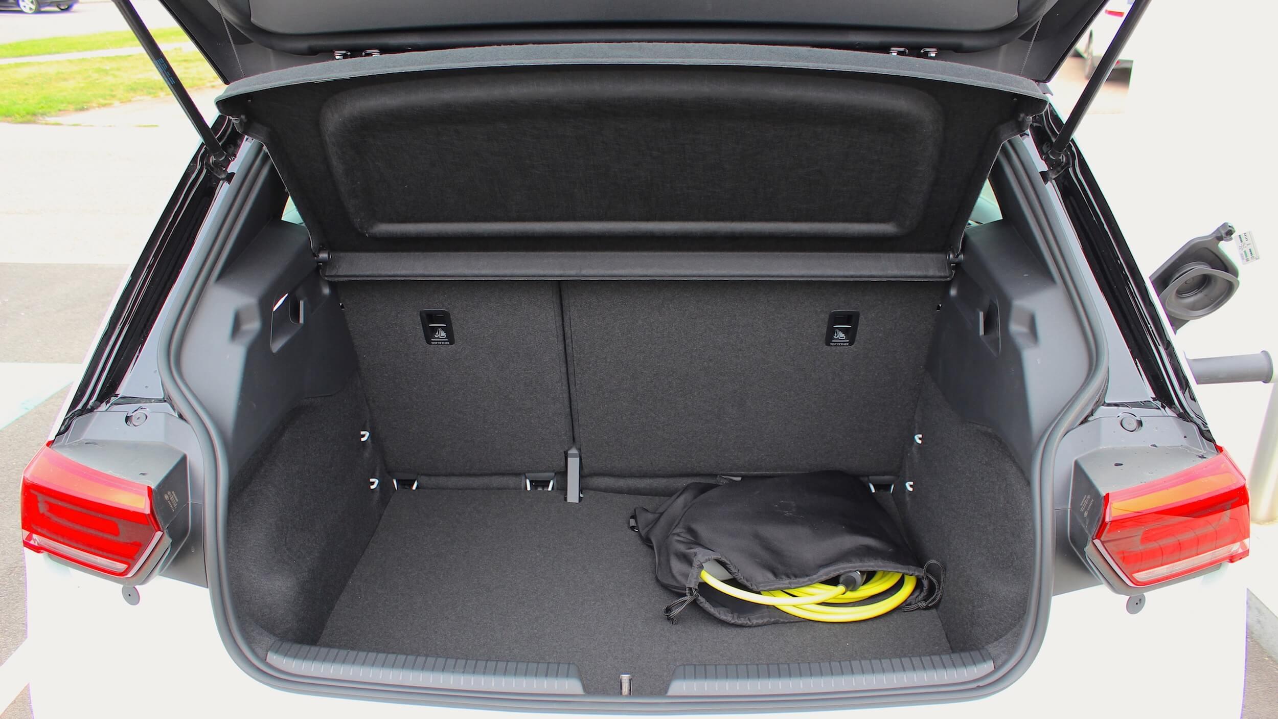 Volkswagen ID.3 porta bagagens 2